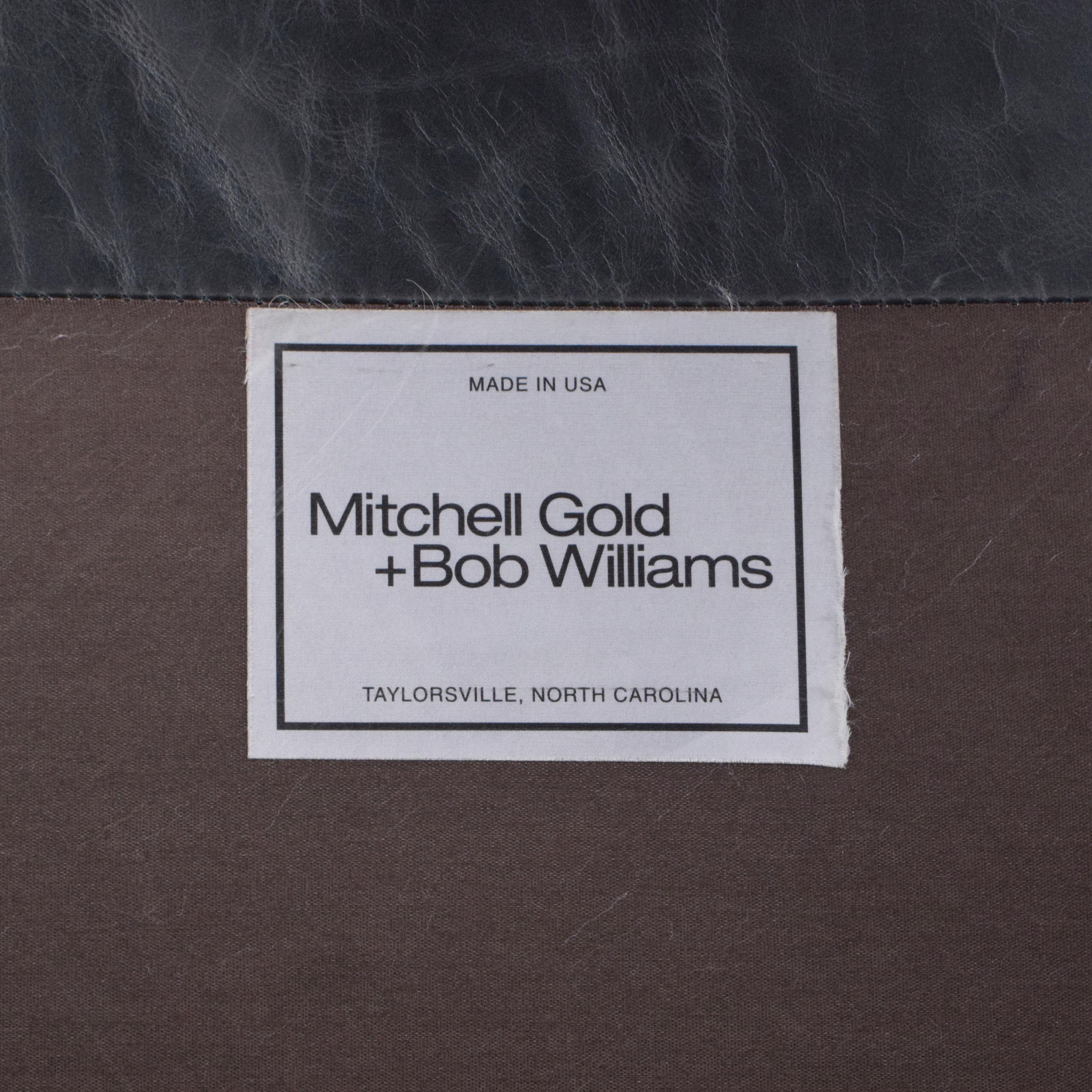 Mitchell Gold + Bob Williams Square Ottoman / Chairs