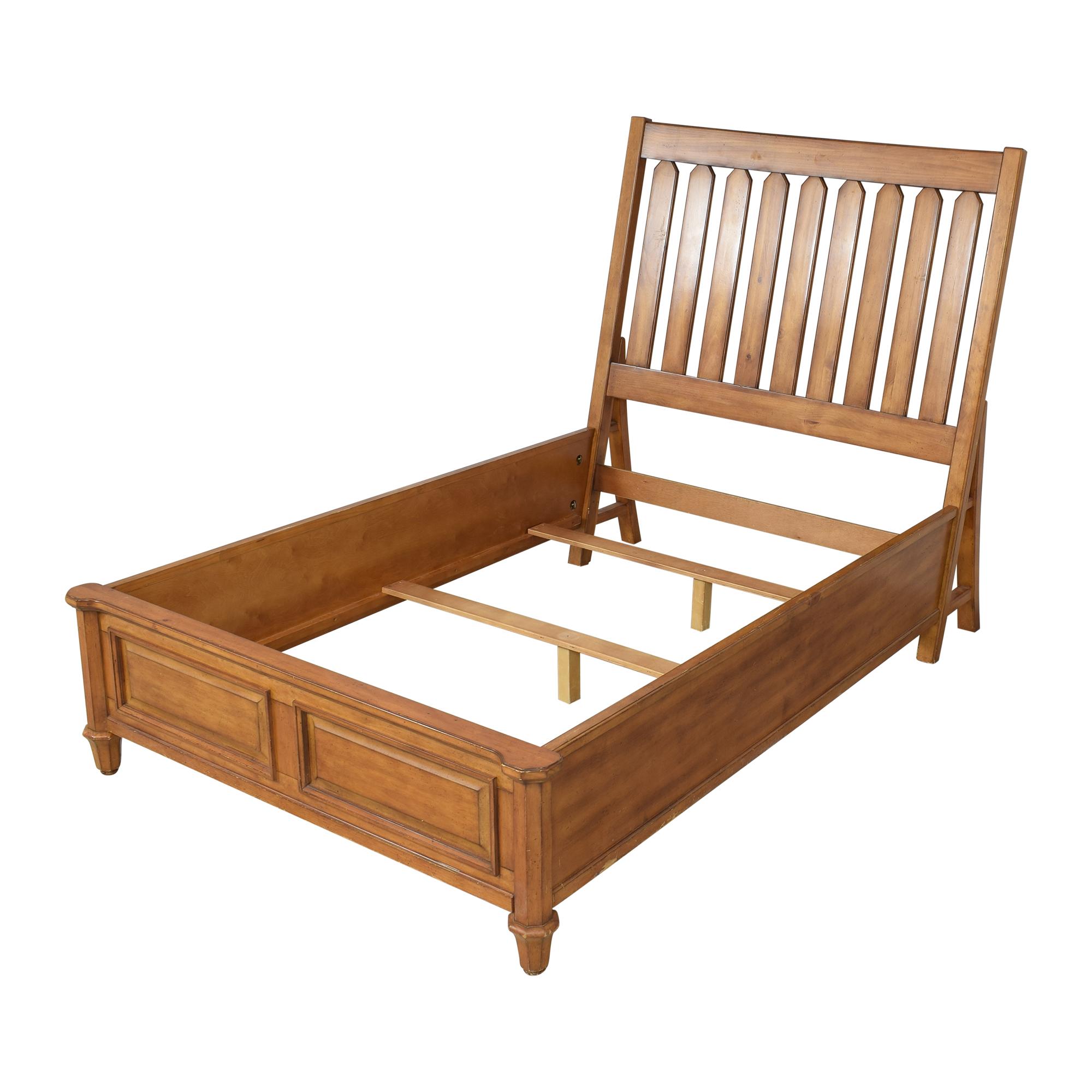 Full Size Platform Bed dimensions