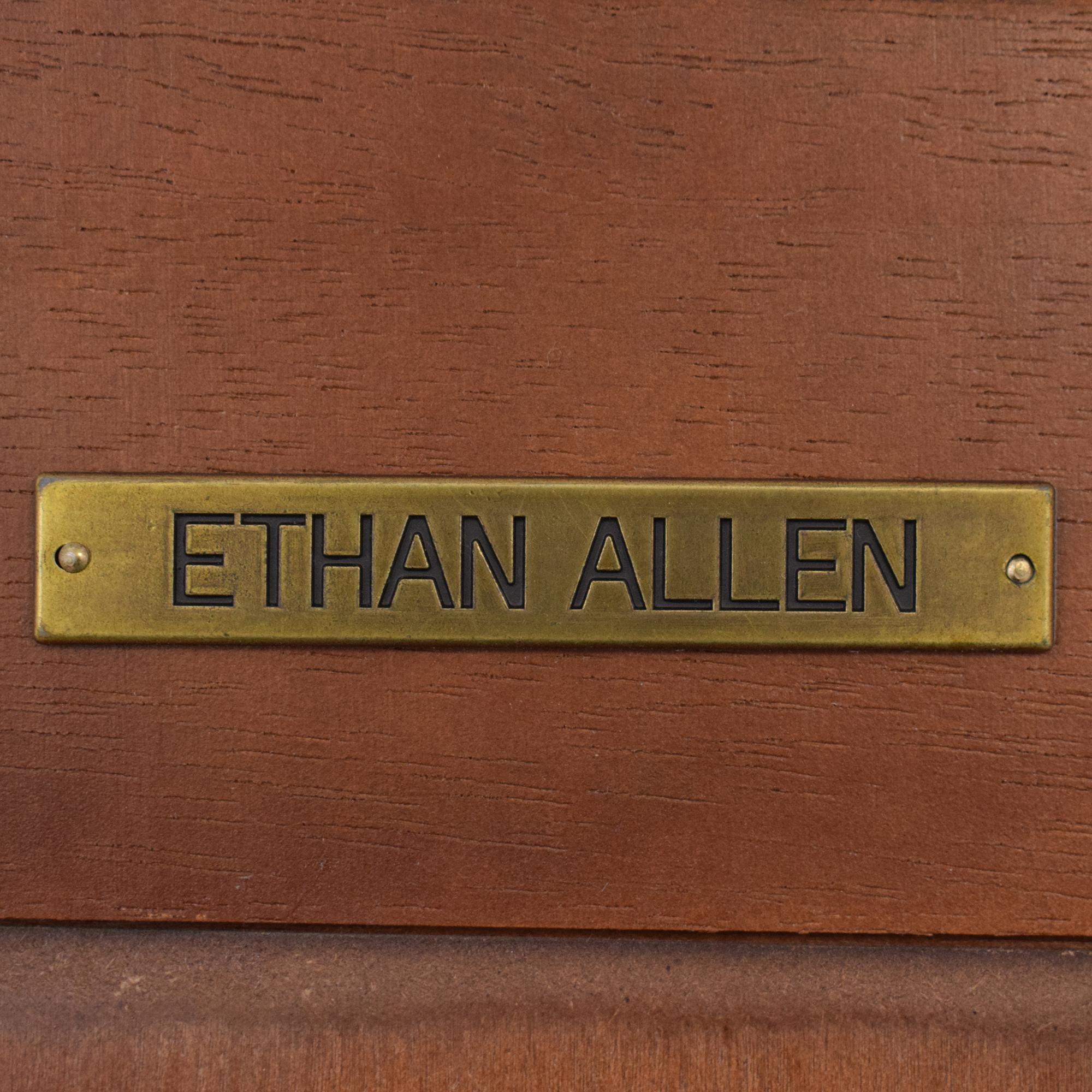 Ethan Allen Ethan Allen Bevan Mirror dimensions