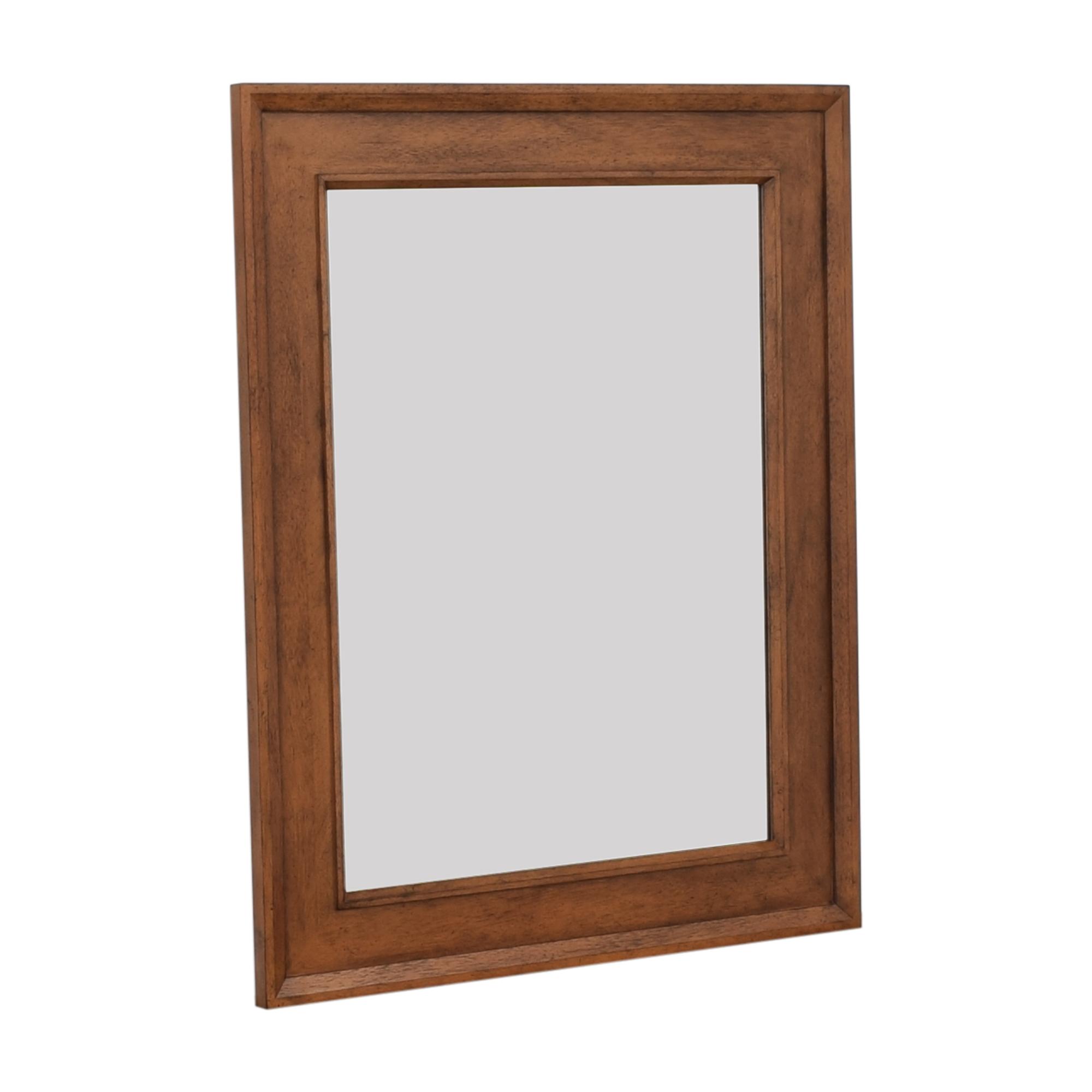 Ethan Allen Ethan Allen Bevan Mirror brown