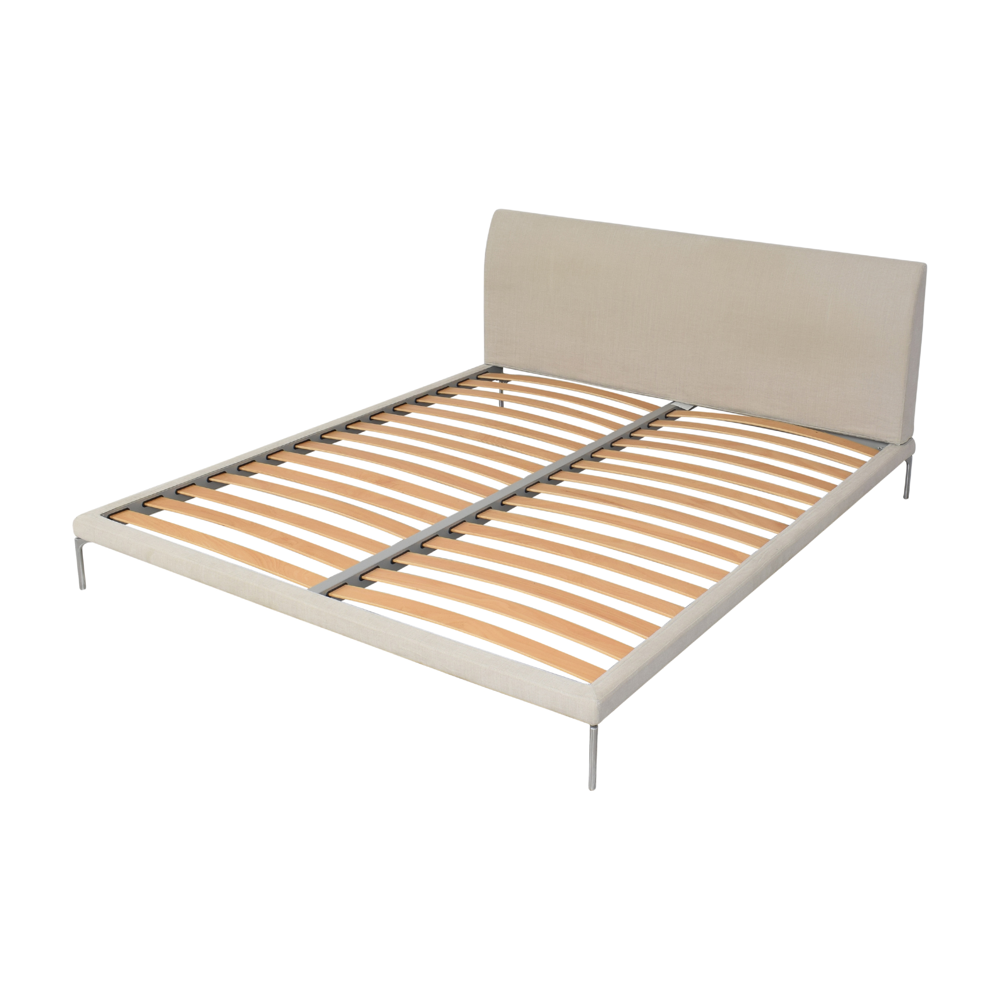 Zanotta Zanotta Telamo King Bed coupon