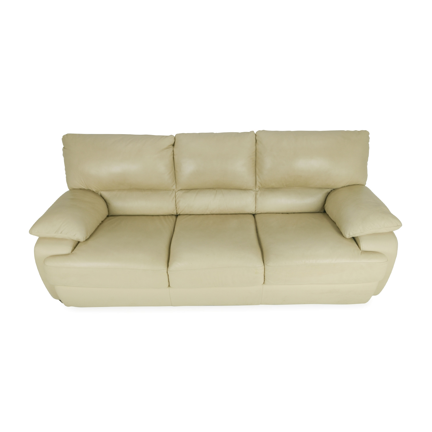 Tan Leather Couch nj