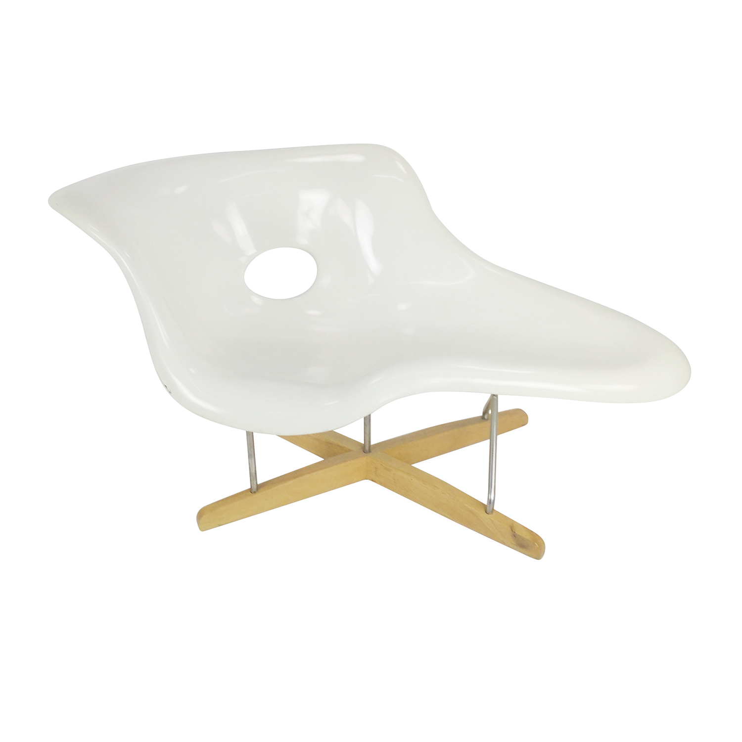 Bo concept chaise second hand for Chaise coque eames