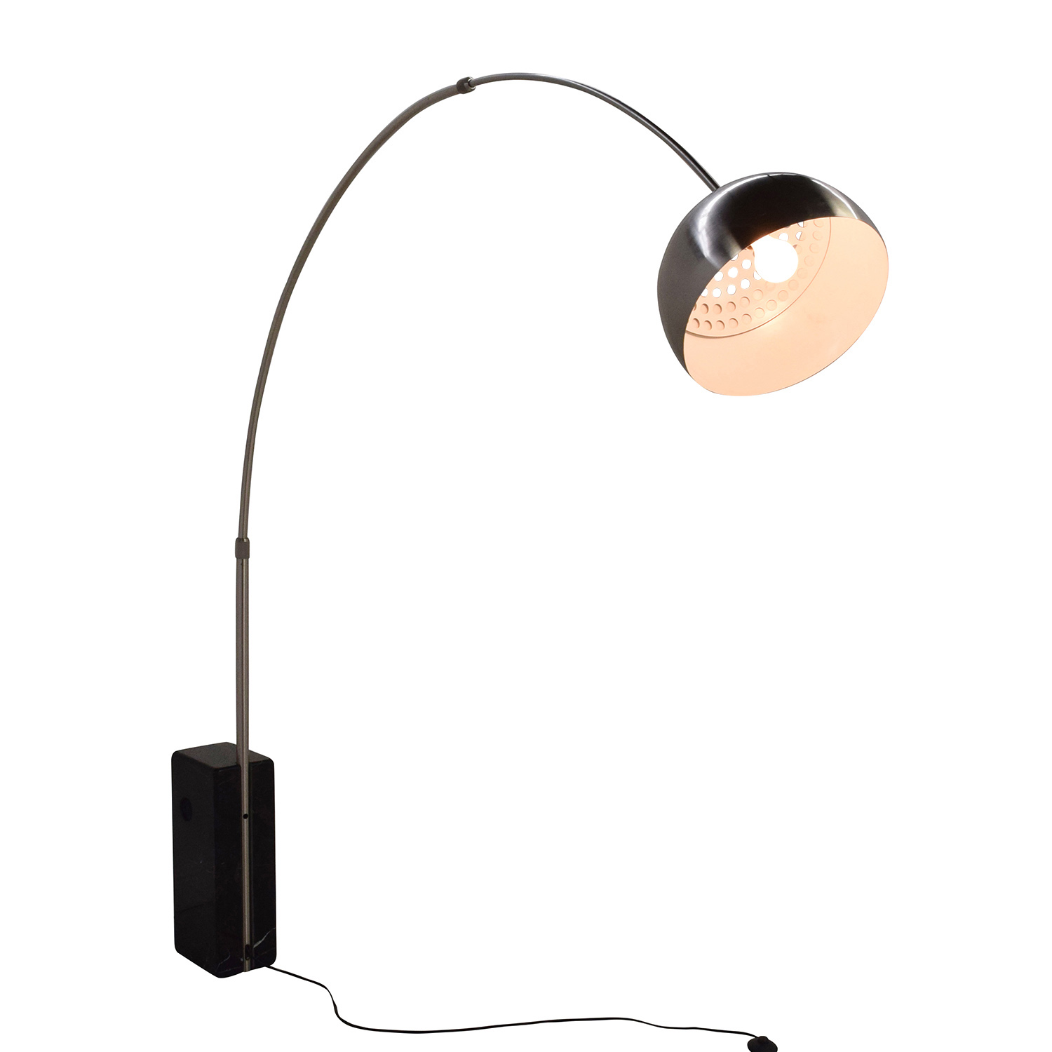 Arco Lamp Replica With Marble Base / Lamps