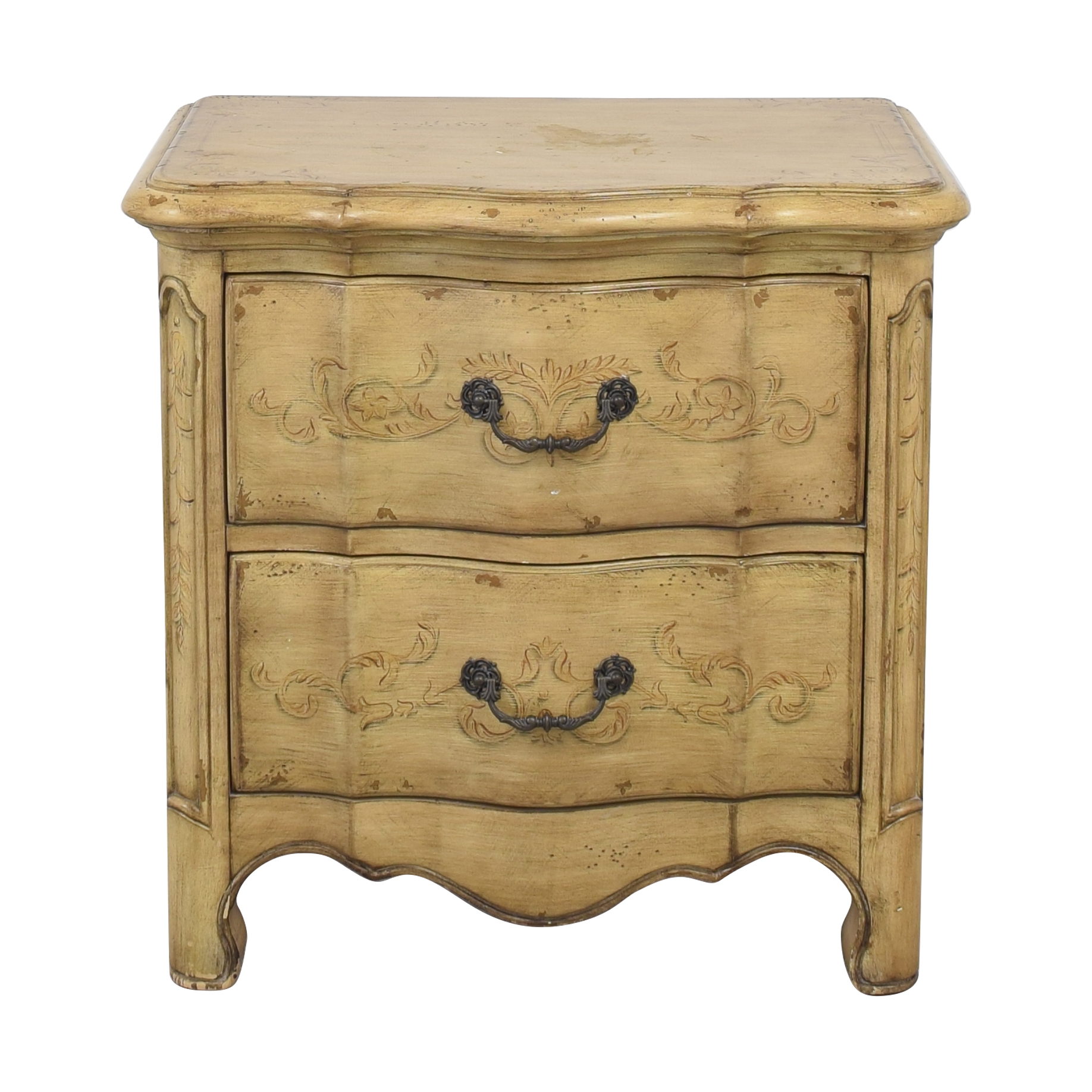 shop Artistica Artistica Two Drawer Nightstand online