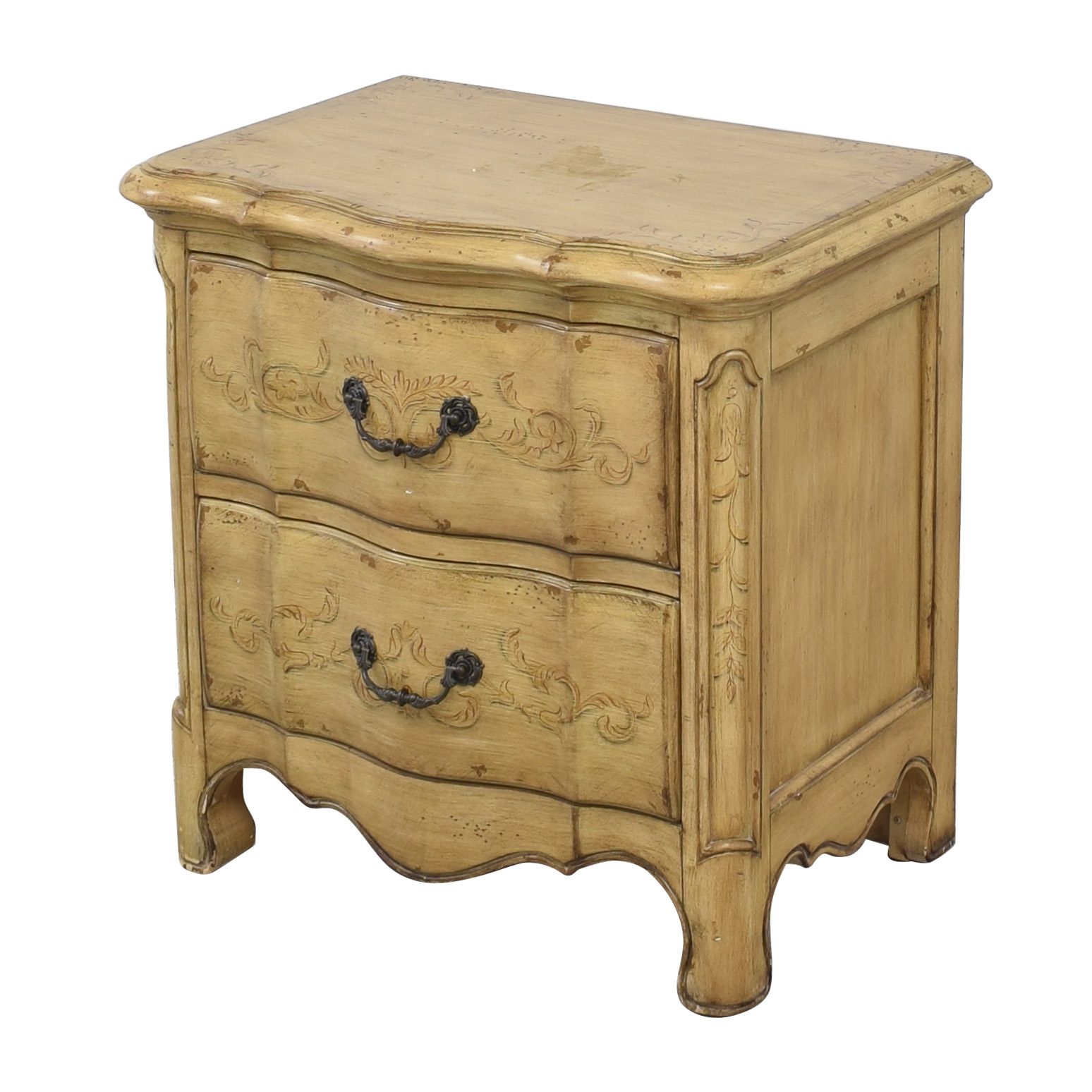 Artistica Two Drawer Nightstand / Tables