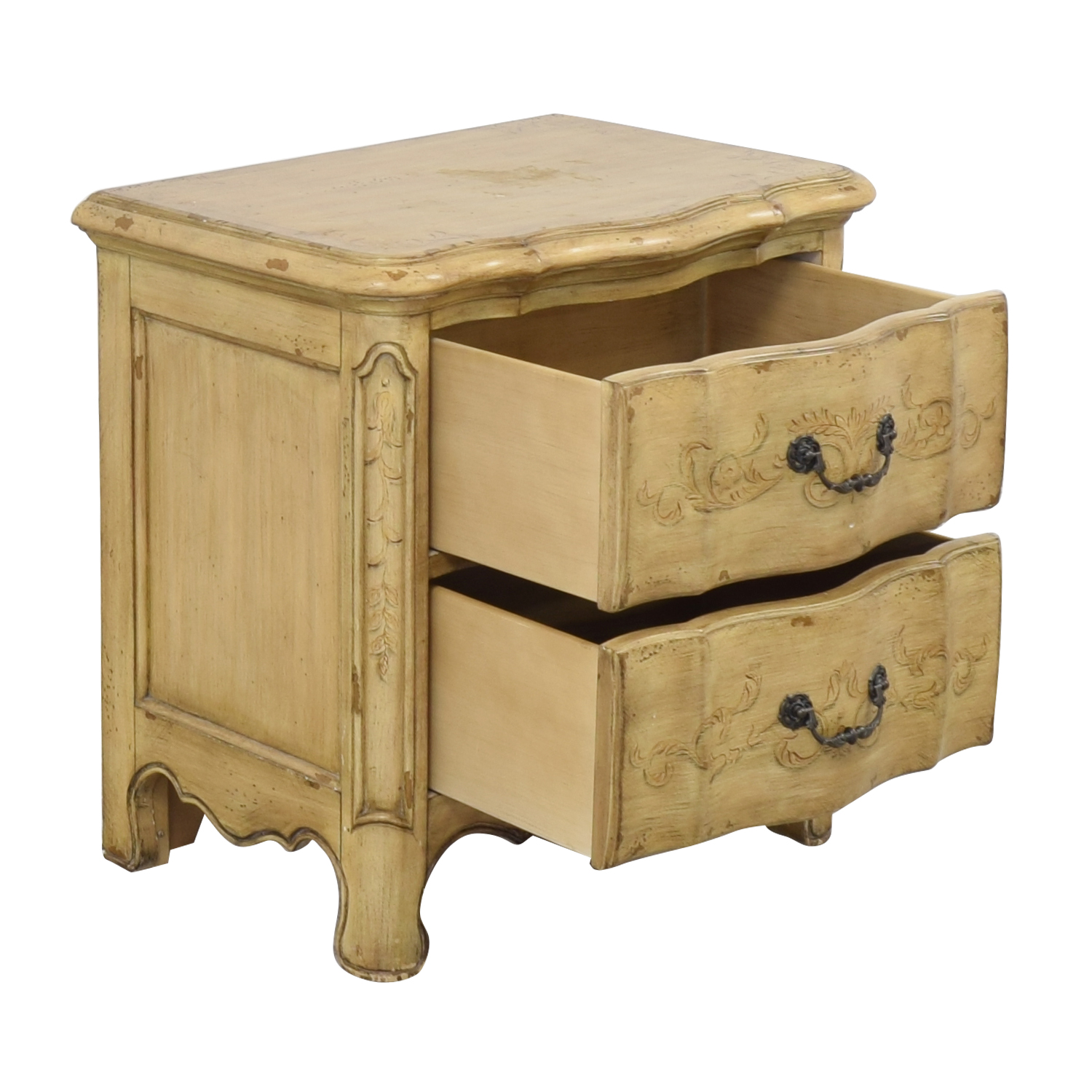 Artistica Artistica Two Drawer Nightstand ma