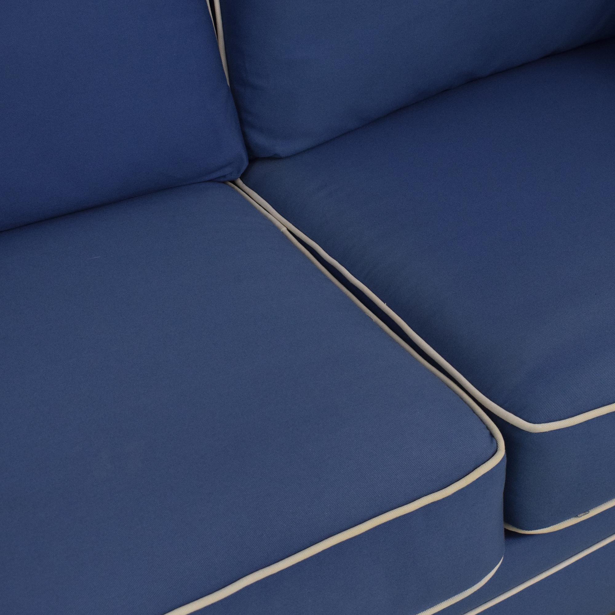 Hickory Springs Sleeper Sofa / Sofas