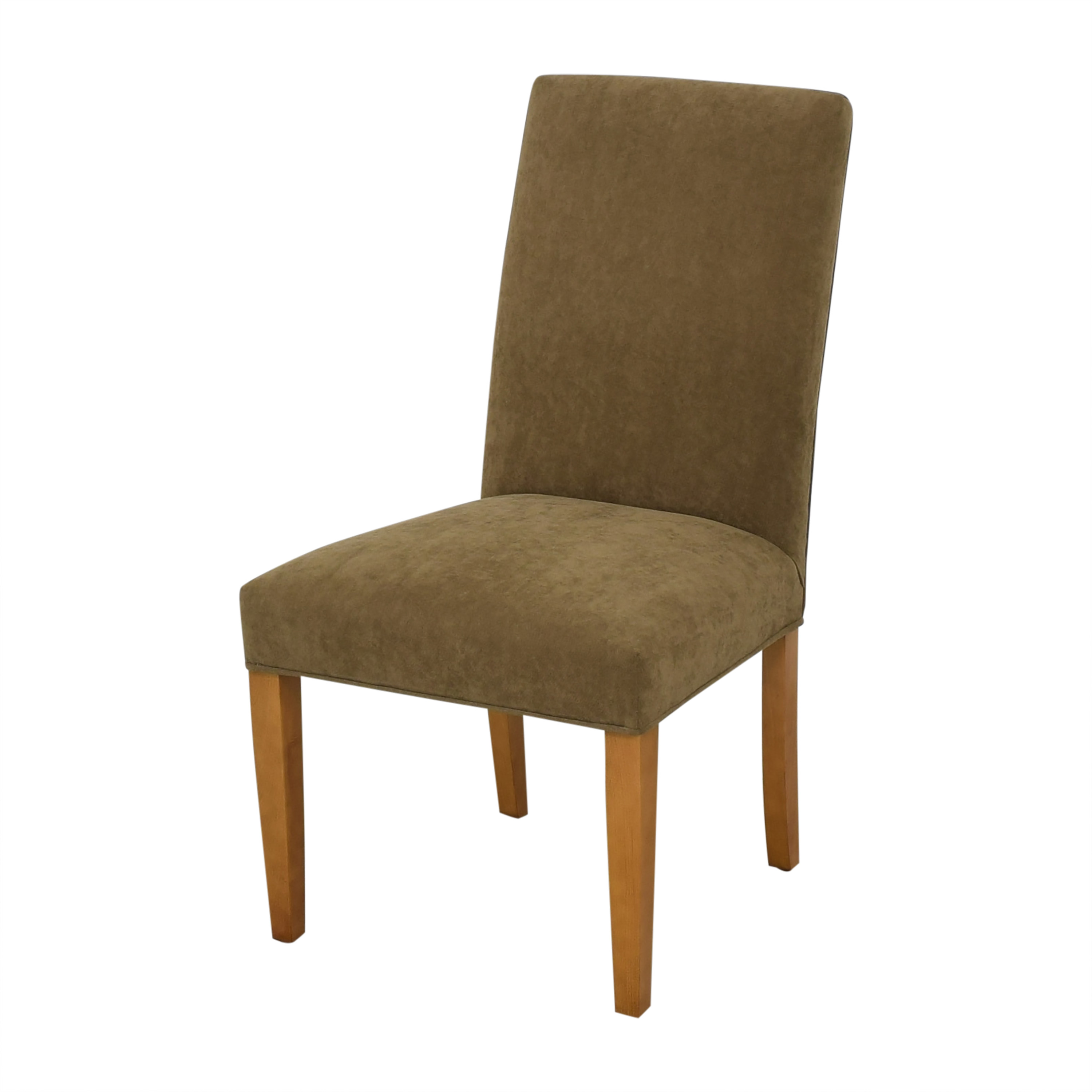 Crate & Barrel Crate & Barrel Miles Dining Chairs discount