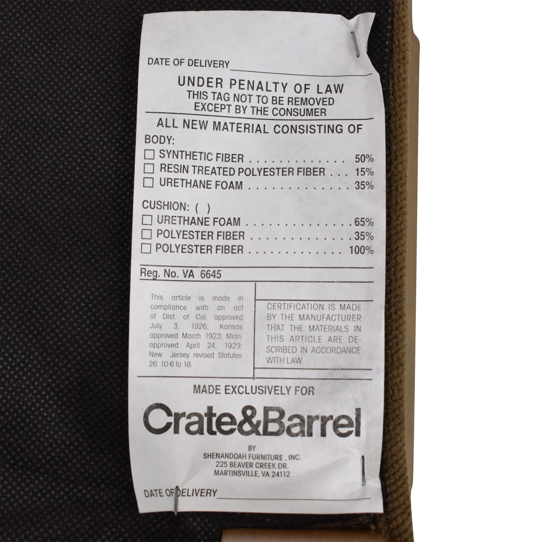 Crate & Barrel Crate & Barrel Miles Dining Chairs nj