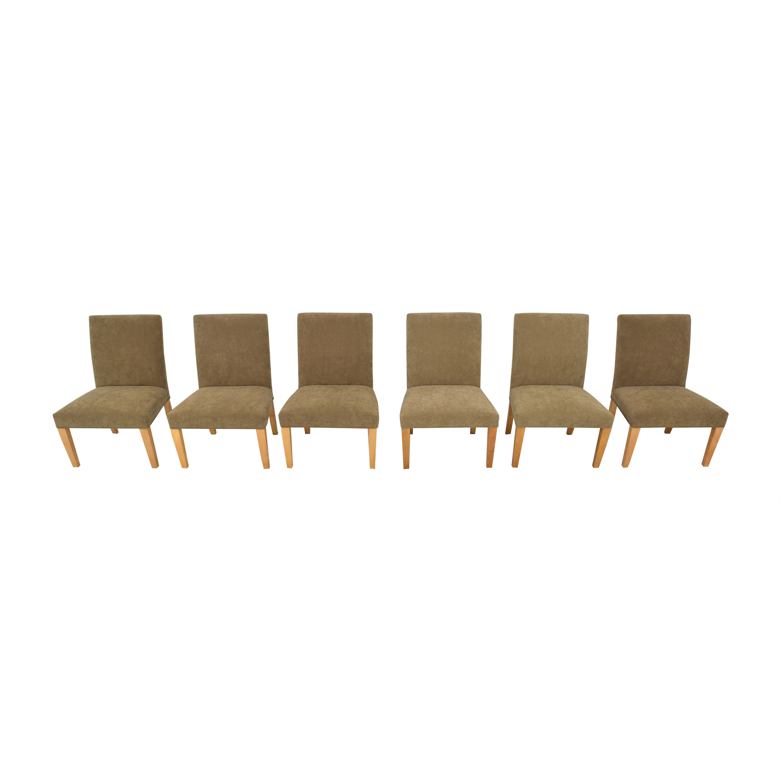 Crate & Barrel Crate & Barrel Miles Dining Chairs Chairs