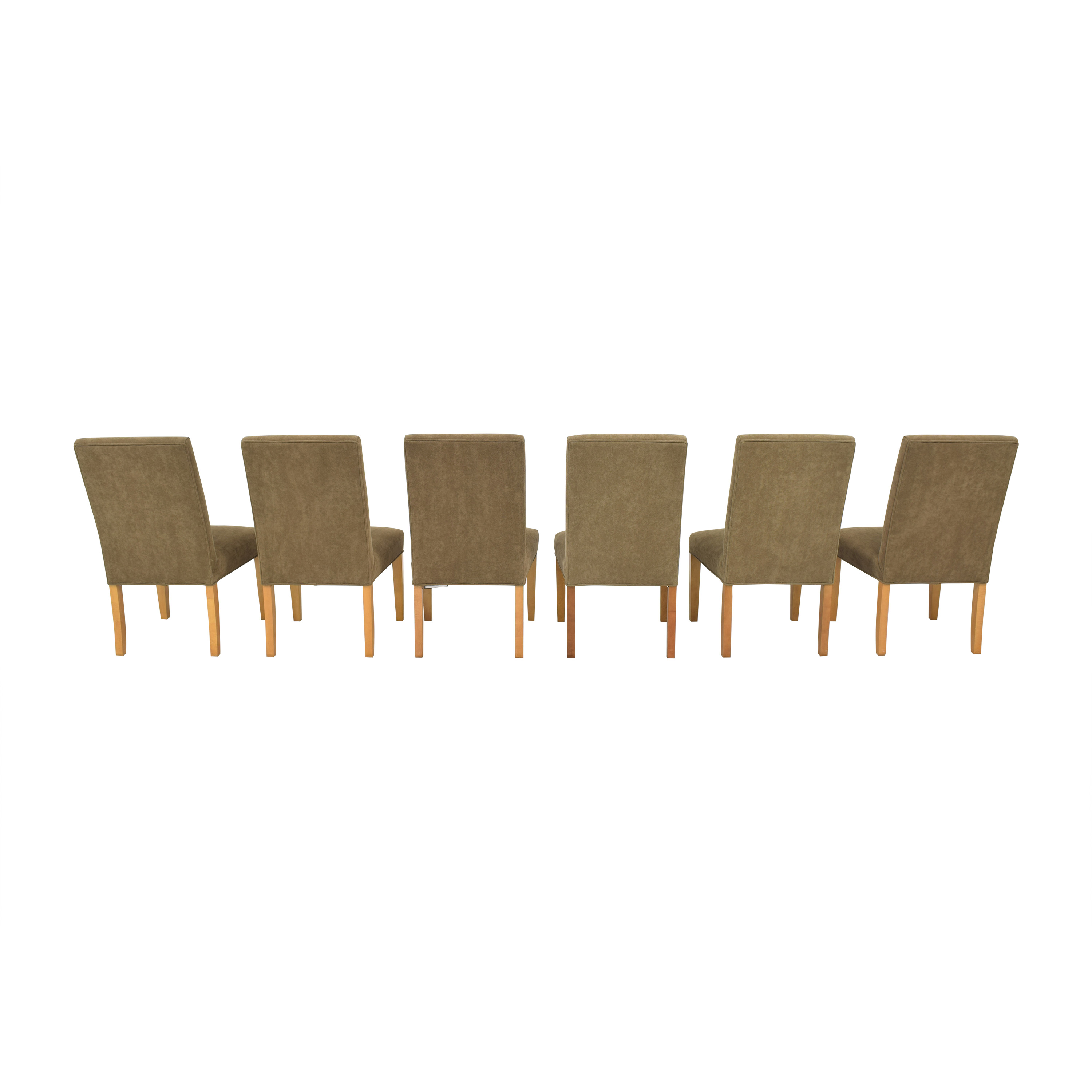 Crate & Barrel Crate & Barrel Miles Dining Chairs second hand