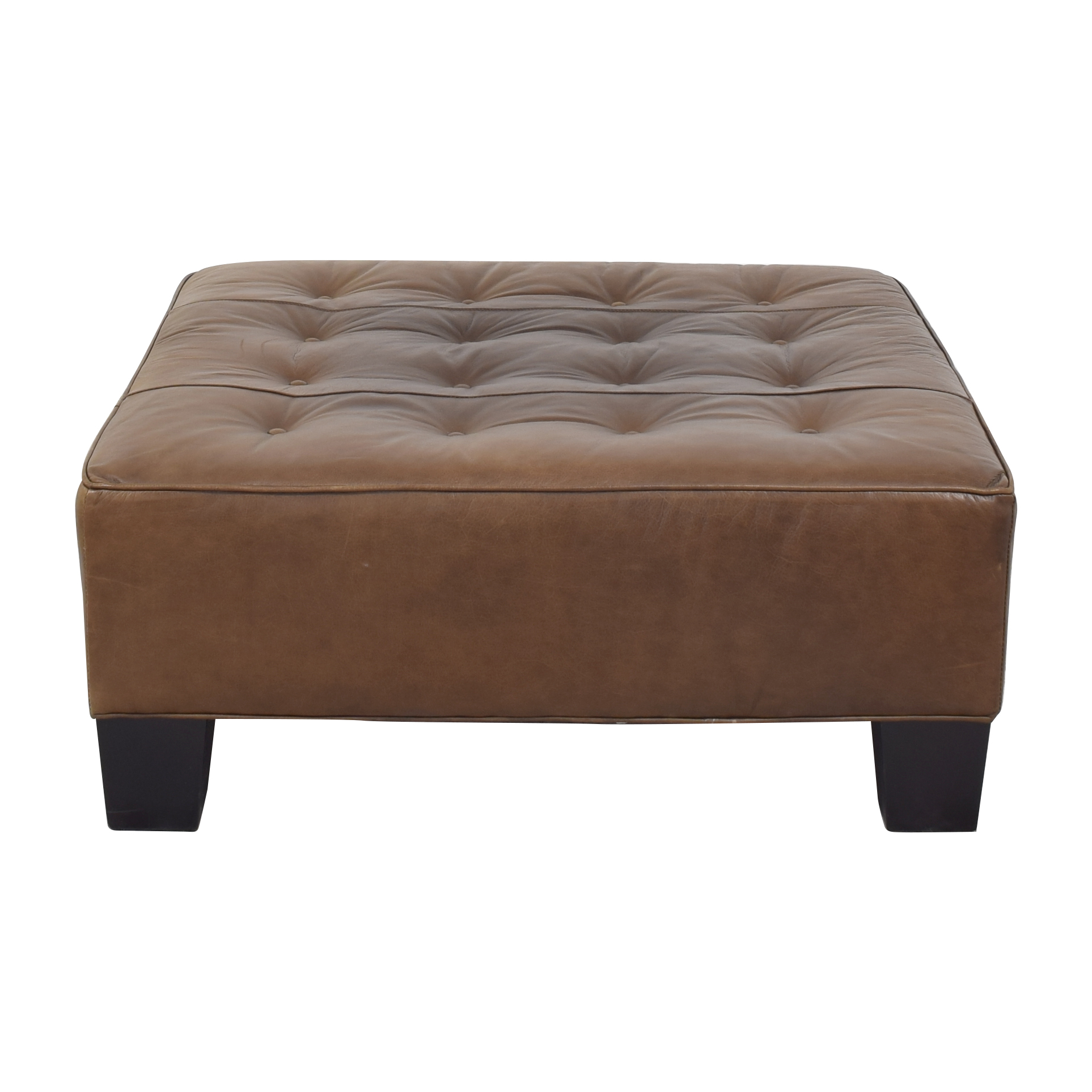 Mitchell Gold + Bob Williams Mitchell Gold Square Ottoman Ottomans