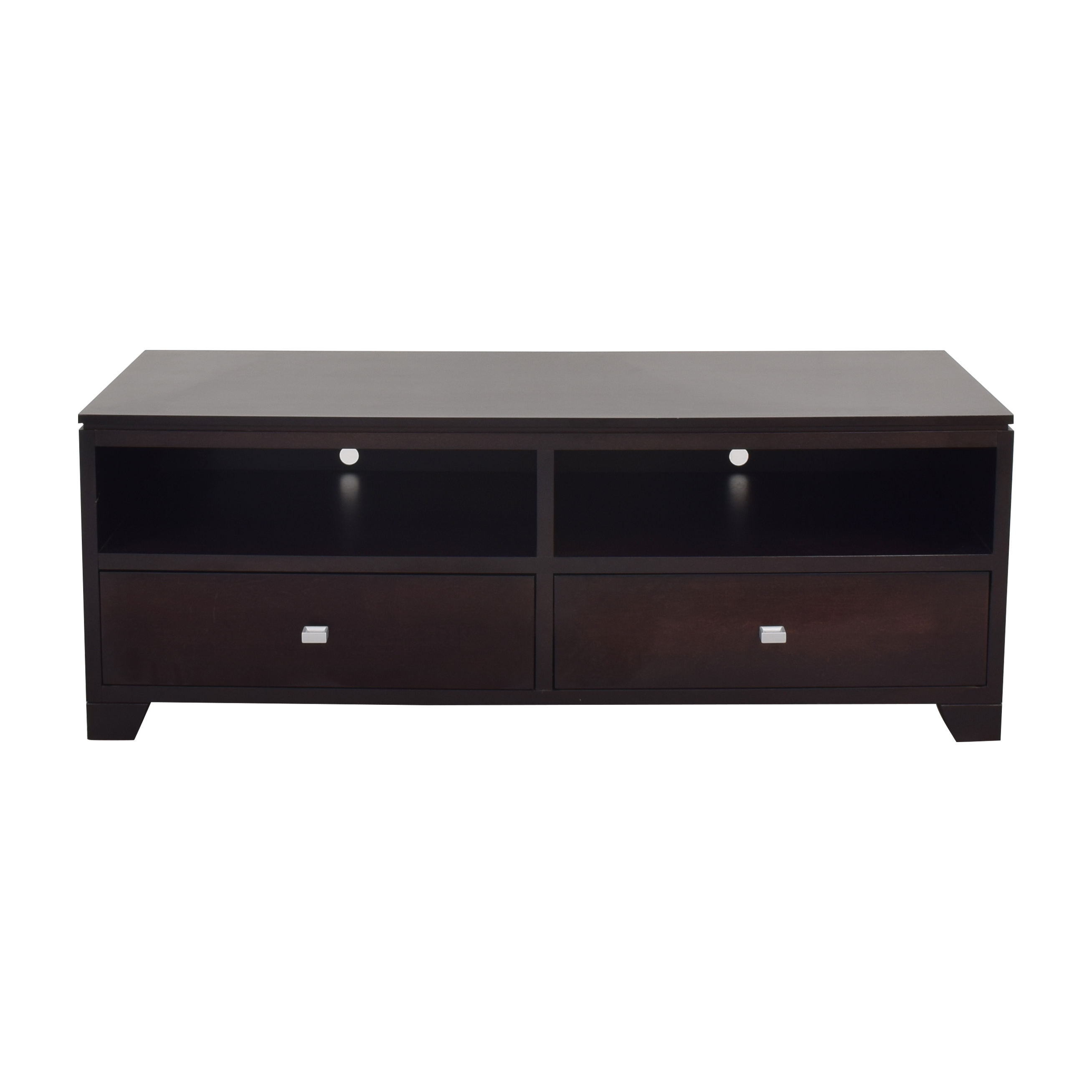 shop Baronet Contemporary Media Console Baronet