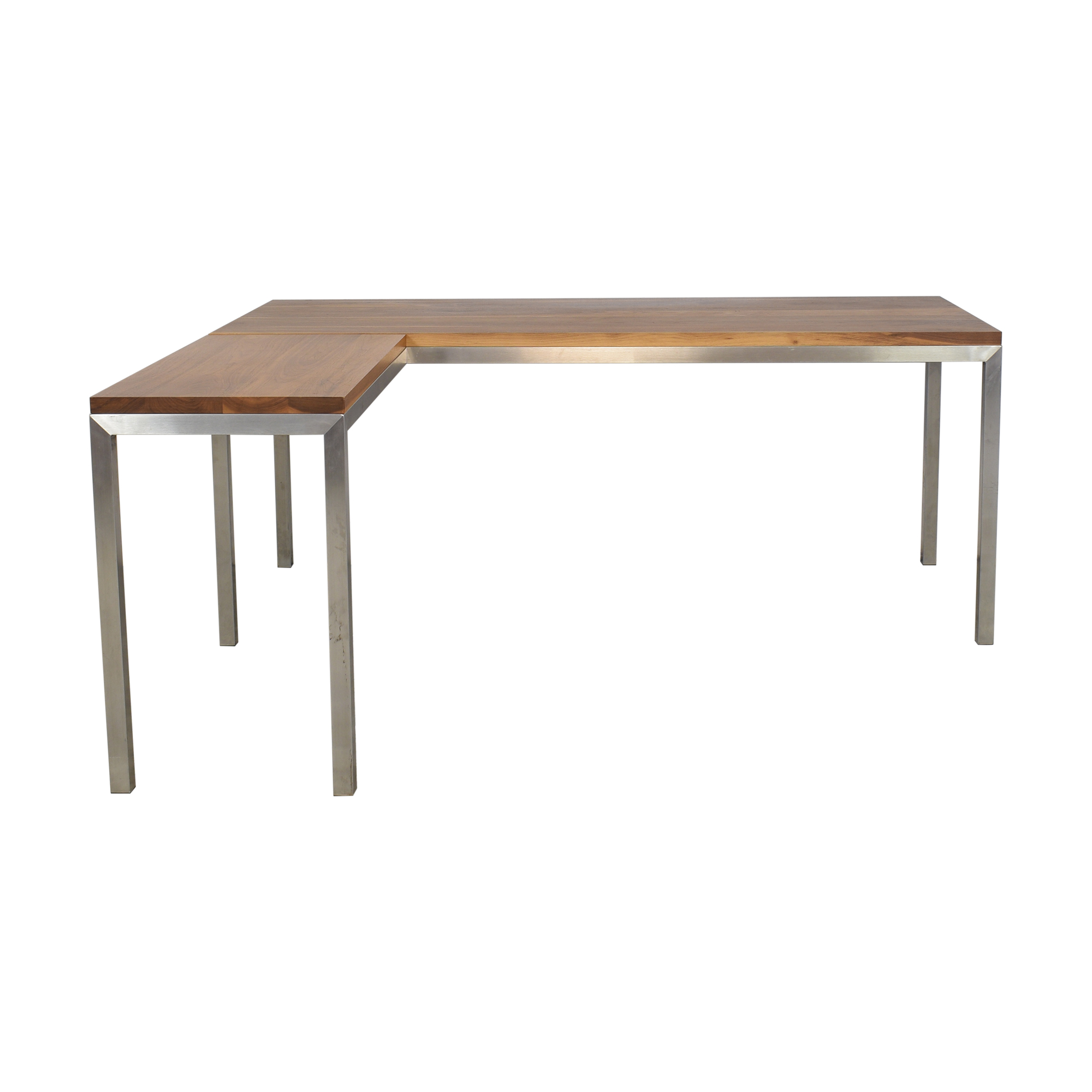 buy Room & Board Portica L-Shaped Desk Room & Board