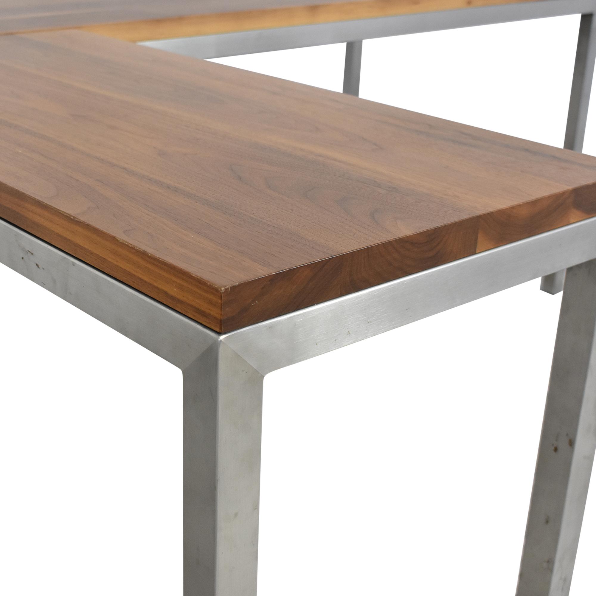 Room & Board Room & Board Portica L-Shaped Desk