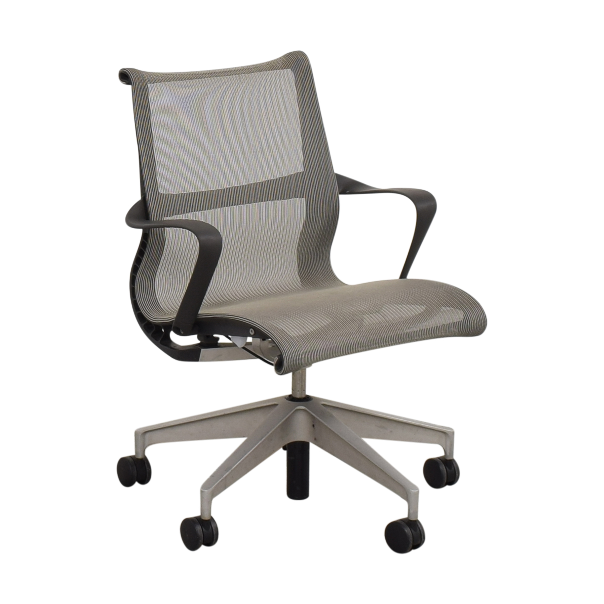 Herman Miller Herman Miller Setu Chair grey