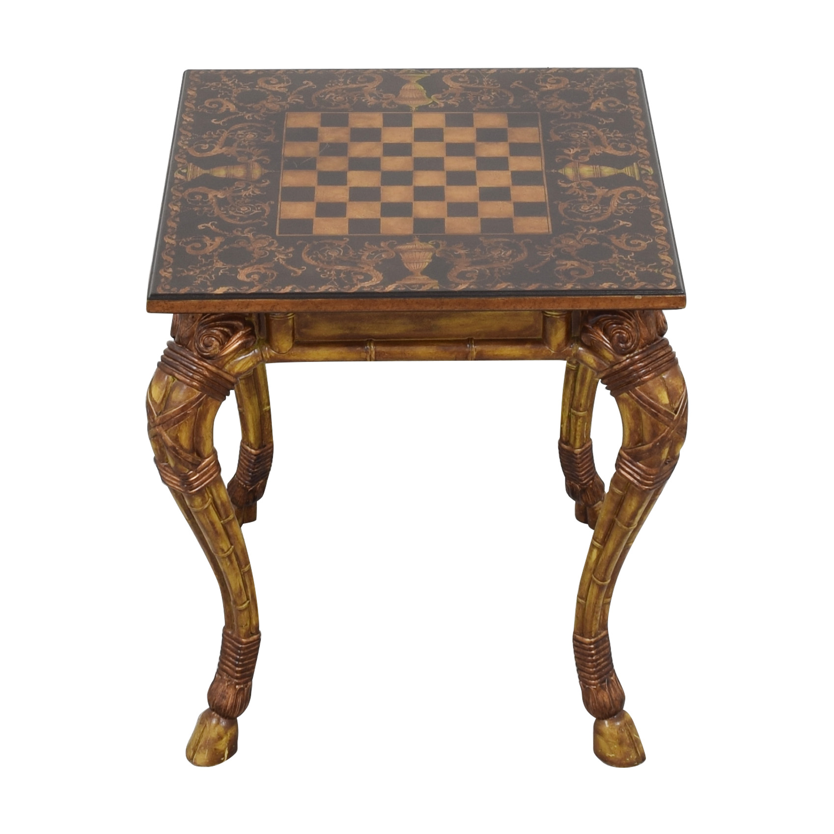 buy Chess Table Maitland-Smith Accent Tables
