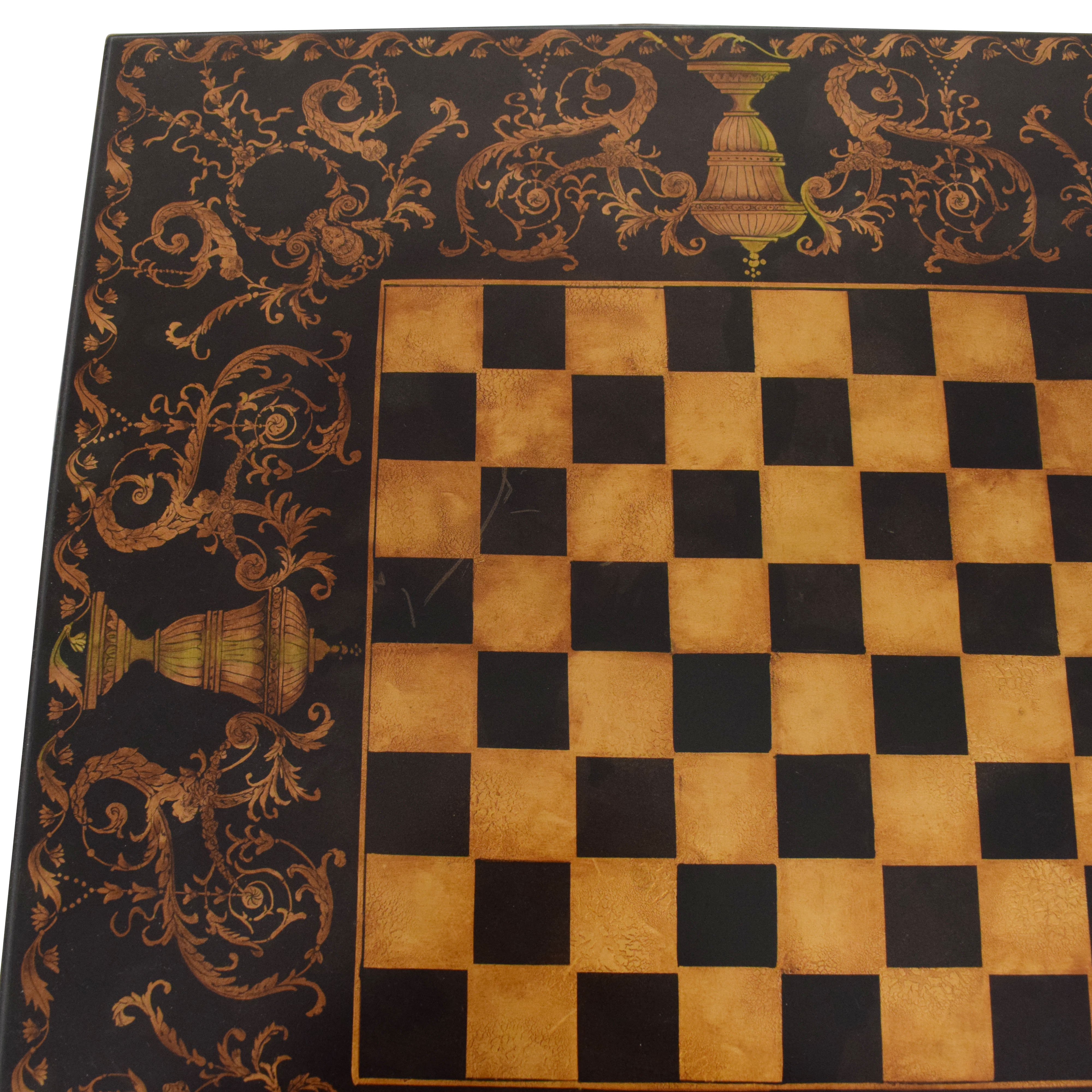 Maitland-Smith Chess Table price