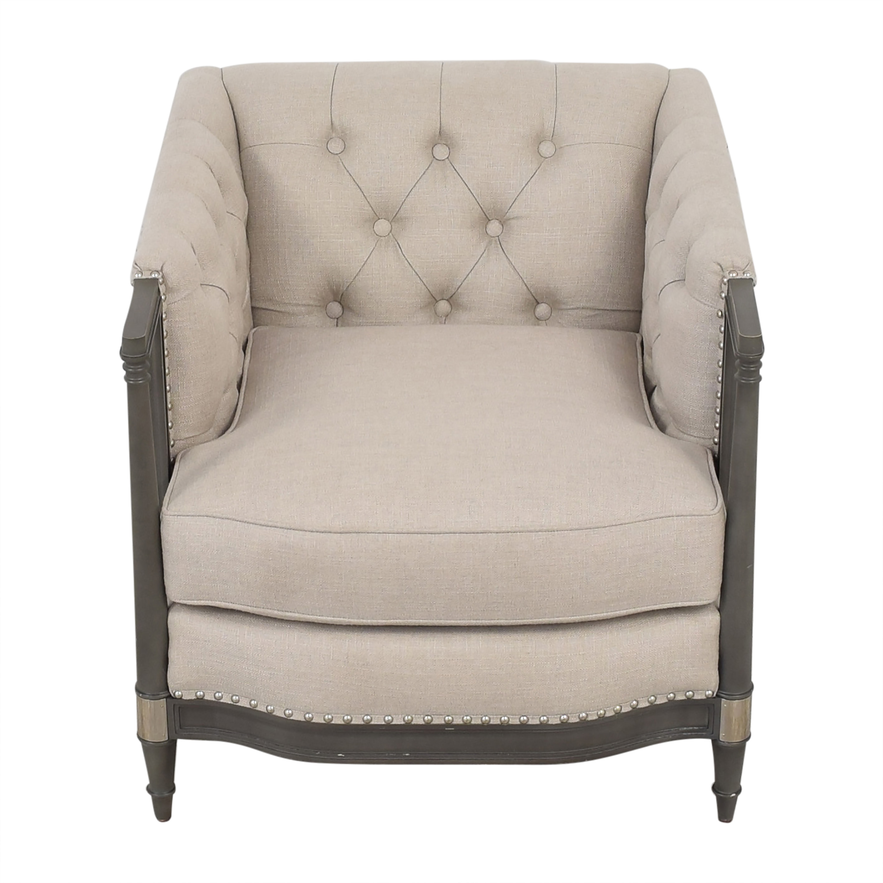 buy Caracole Off The Cuff Arm Chair Caracole