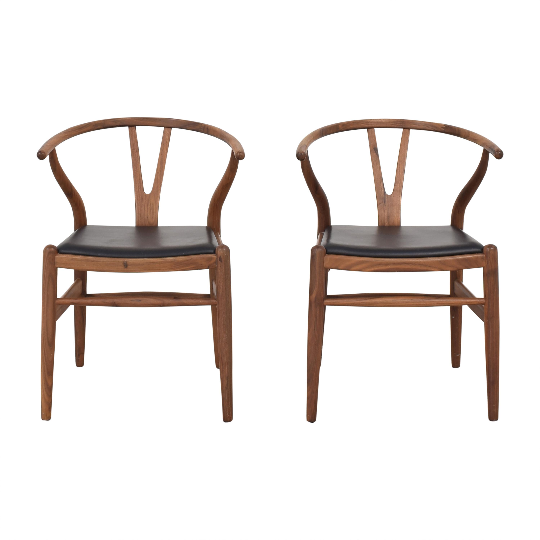 Organic Modernism Organic Modernism Wish Dining Chair ma