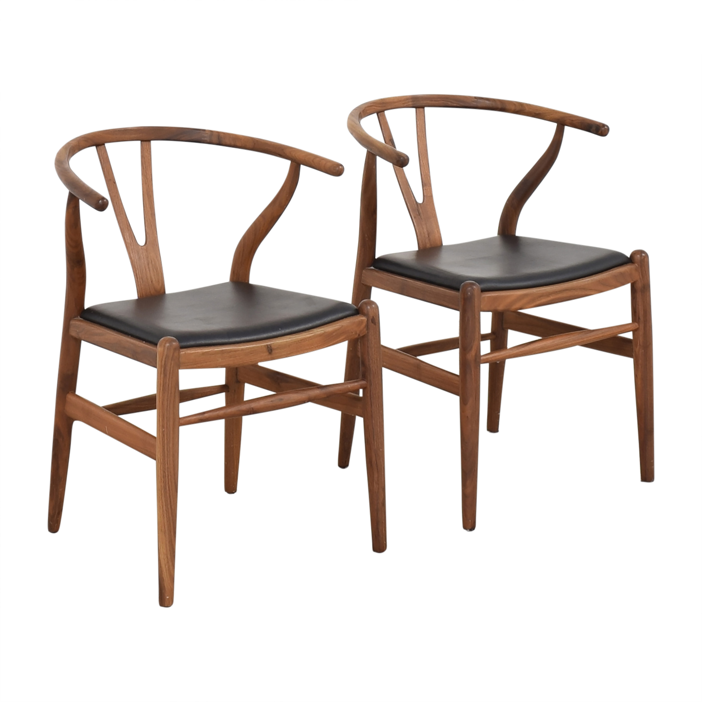 Organic Modernism Organic Modernism Wish Dining Chair pa