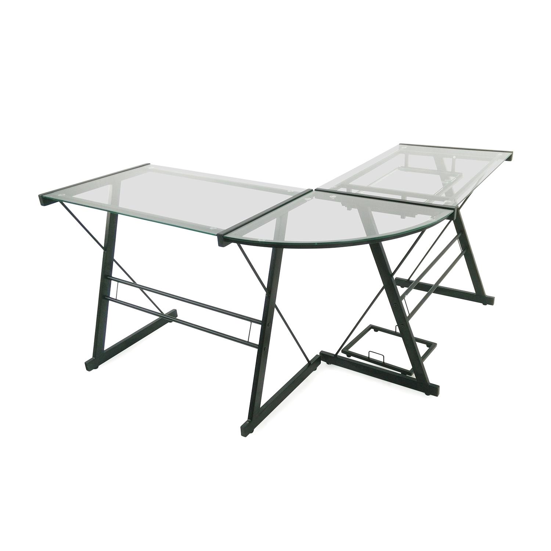 Target Target L-Shaped Computer Desk / Tables