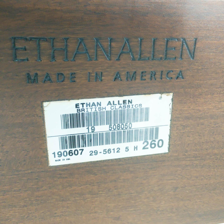 Ethan allen queen
