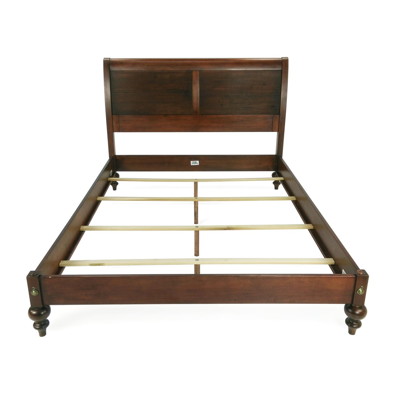 Ethan Allen Queen Bed Frame / Bed Frames