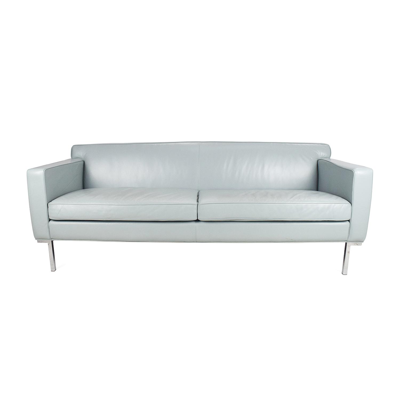 70 Off Design Within Reach Theater Sofa Sofas