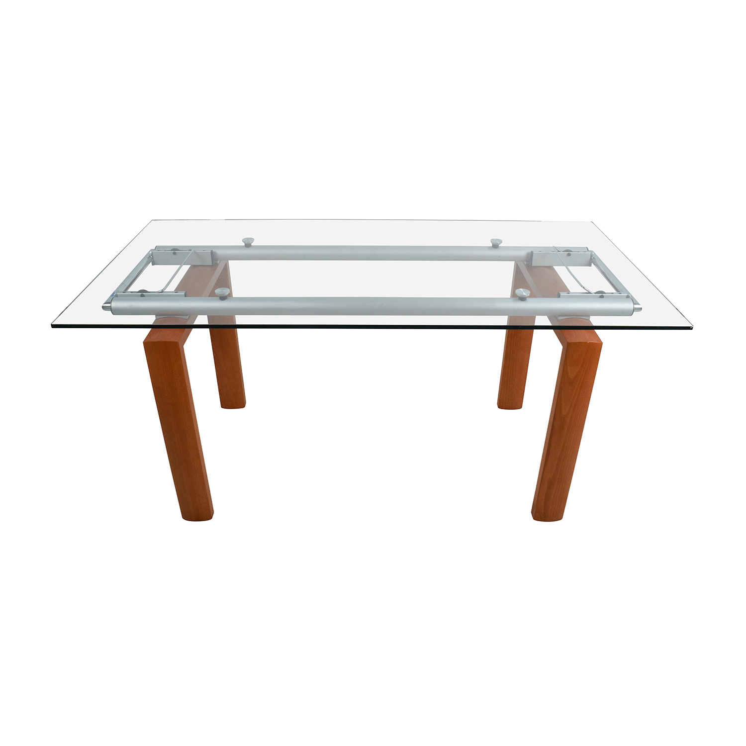 buy Custom Made Glass Dining Table