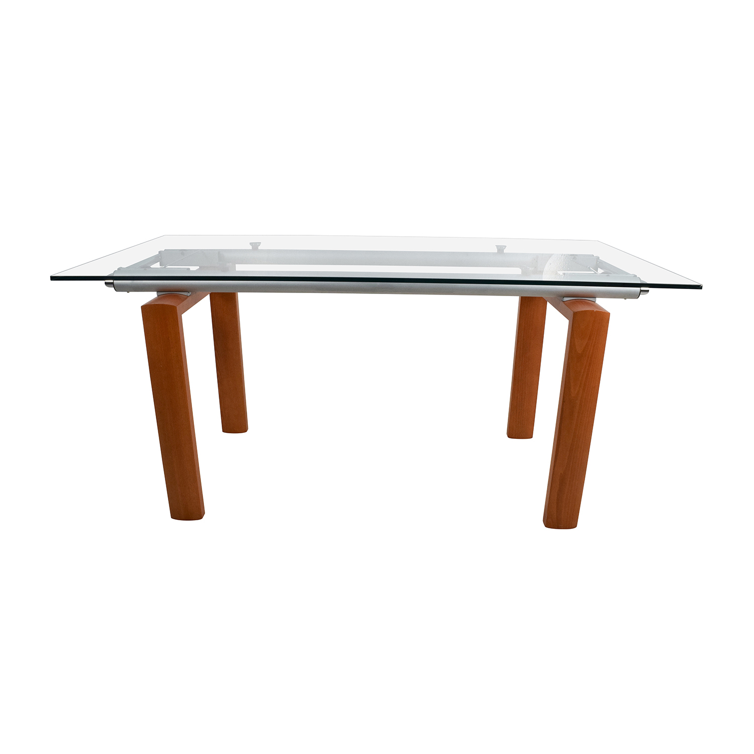 shop Custom Made Glass Dining Table