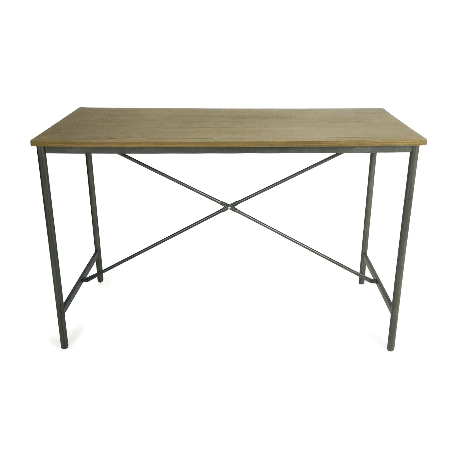 Elements Elements Industrial Console Table nyc