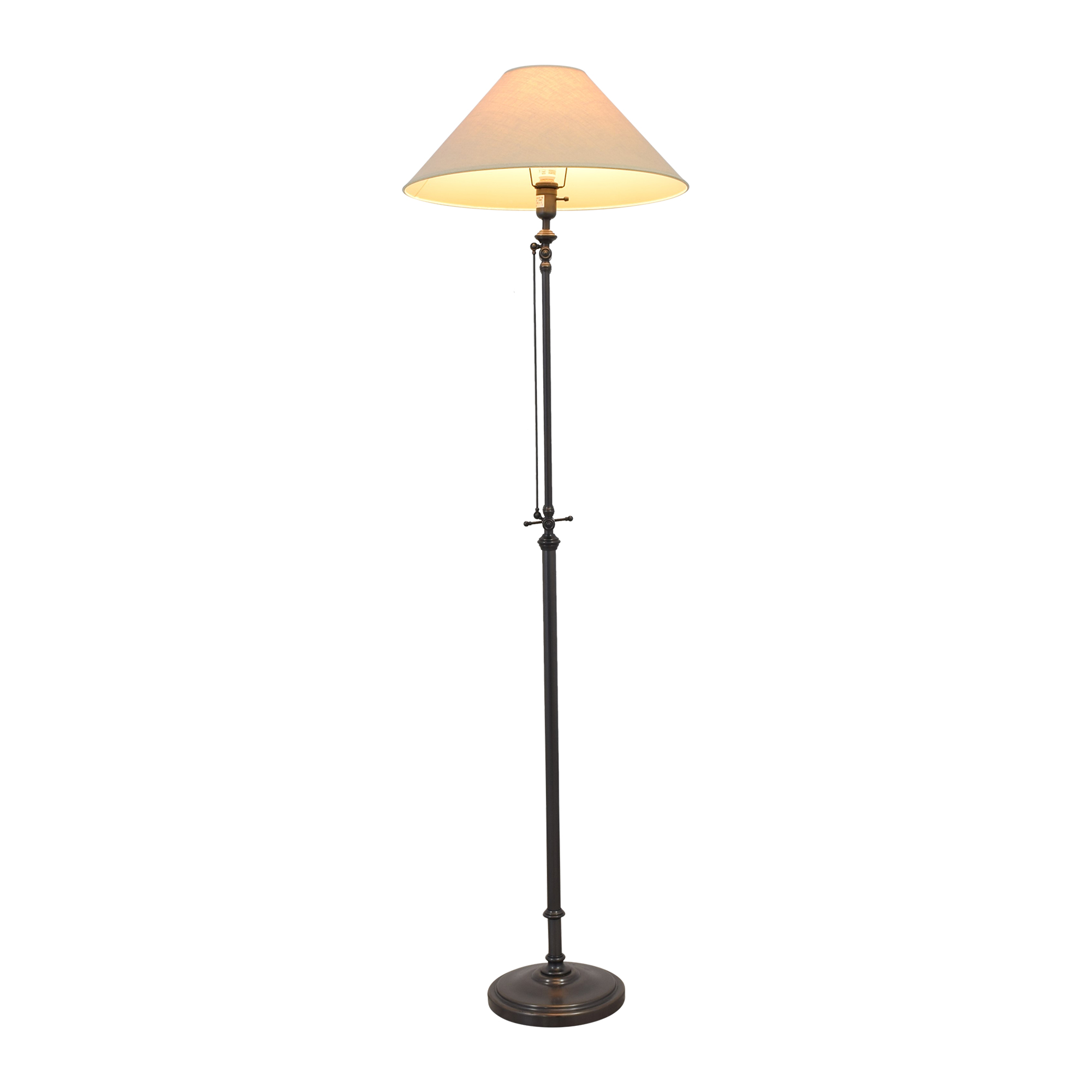 Pottery Barn Pottery Barn Articulating Floor Lamp second hand
