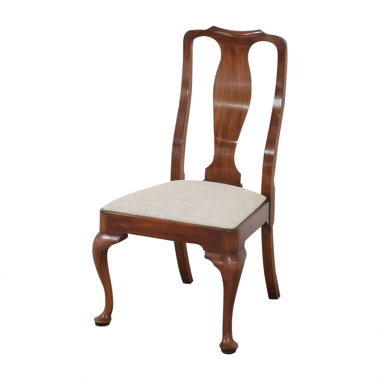 Henkel Harris Henkel Harris Upholstered Dining Chairs Dining Chairs