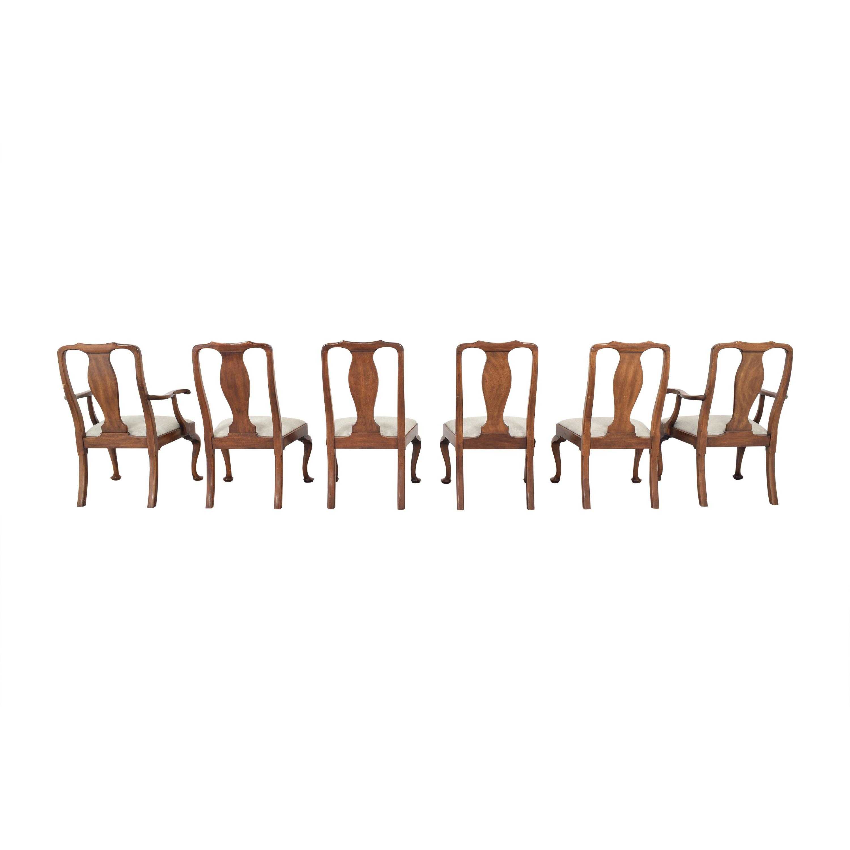 Henkel Harris Henkel Harris Upholstered Dining Chairs coupon