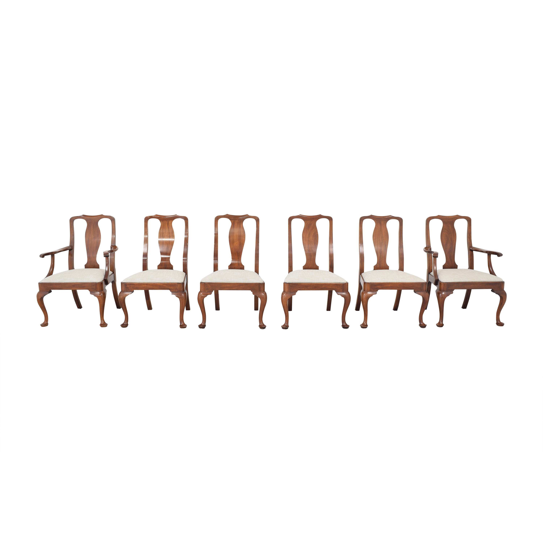 Henkel Harris Henkel Harris Upholstered Dining Chairs nj