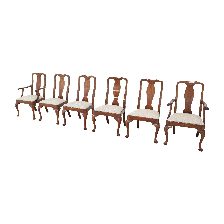 shop Henkel Harris Upholstered Dining Chairs Henkel Harris