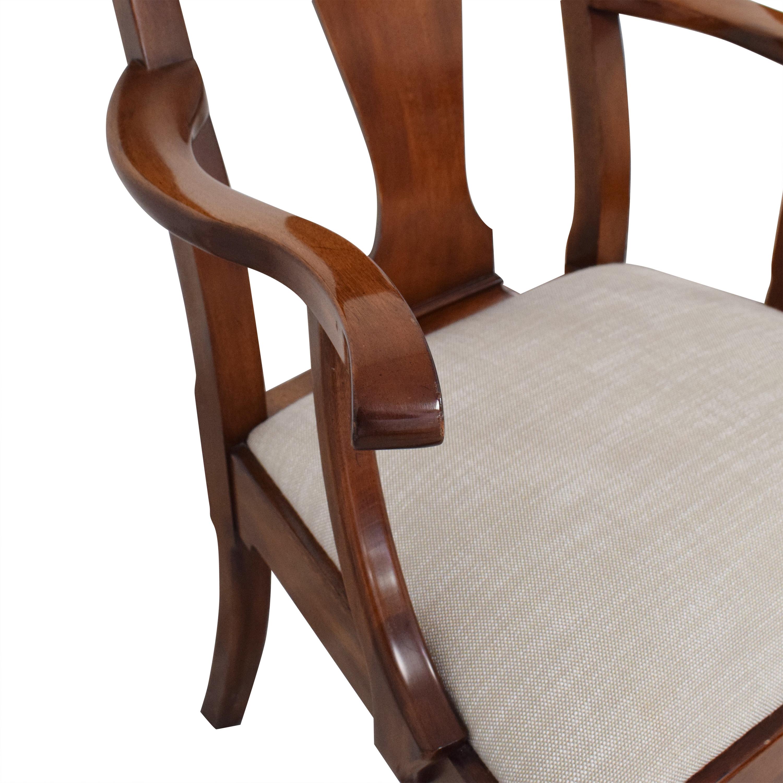 Henkel Harris Henkel Harris Upholstered Dining Chairs price