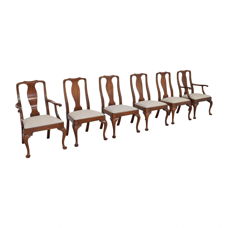 Henkel Harris Henkel Harris Upholstered Dining Chairs ct