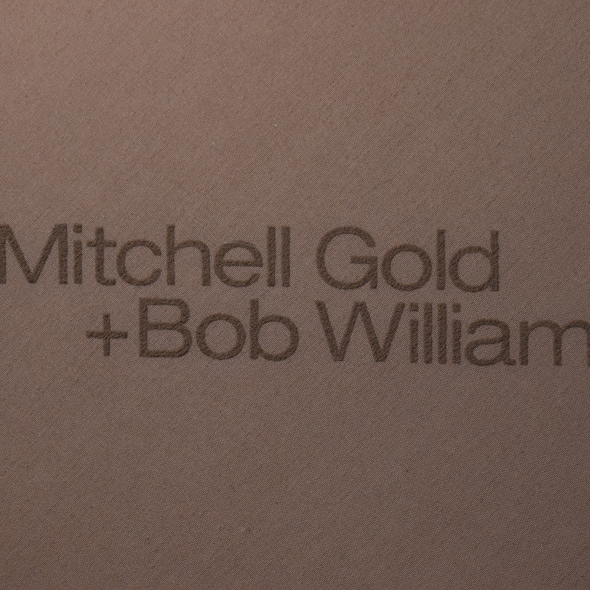 Mitchell Gold + Bob Williams Mitchell Gold + Bob Williams Tuxedo Sofa for sale