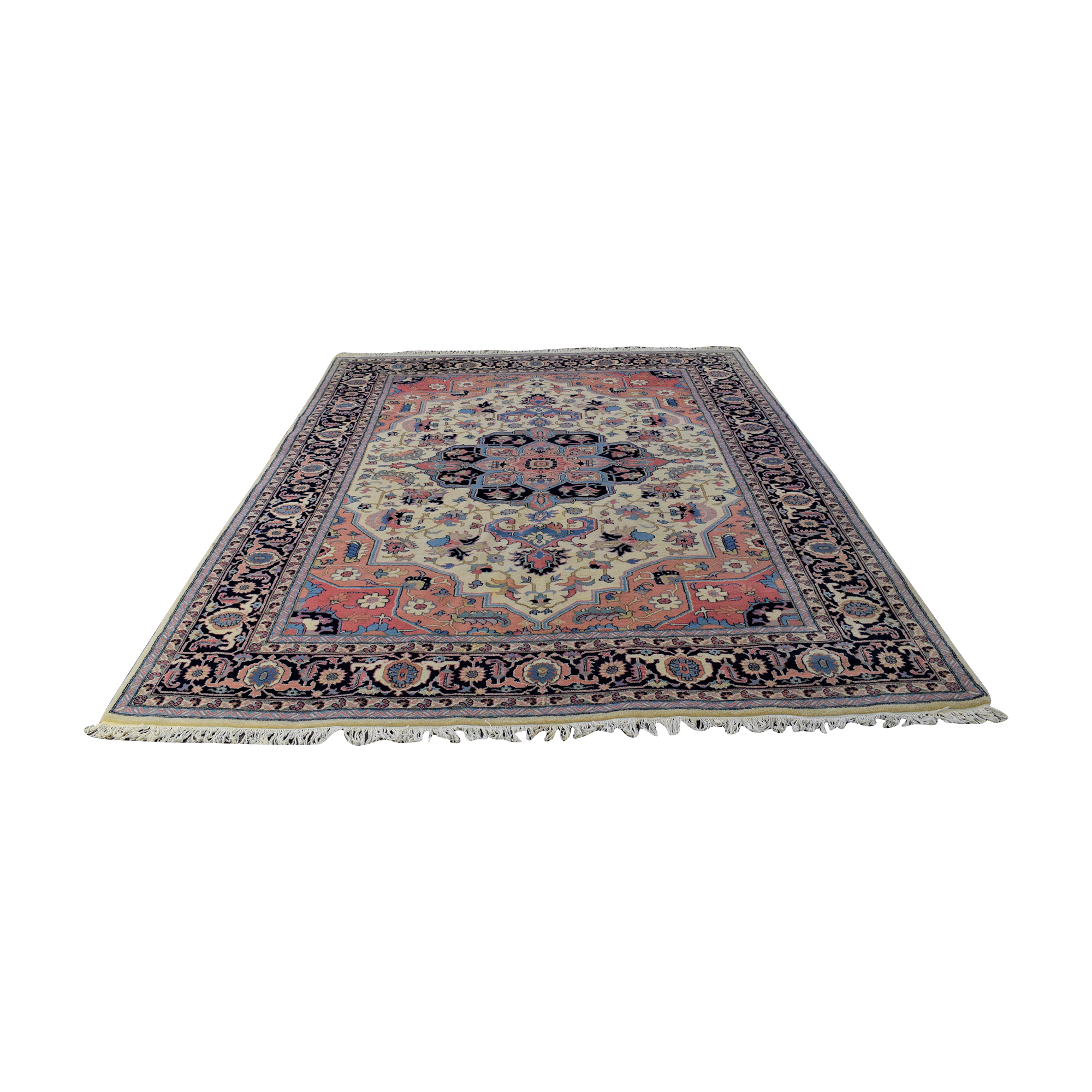 Persian Style Area Rug / Rugs