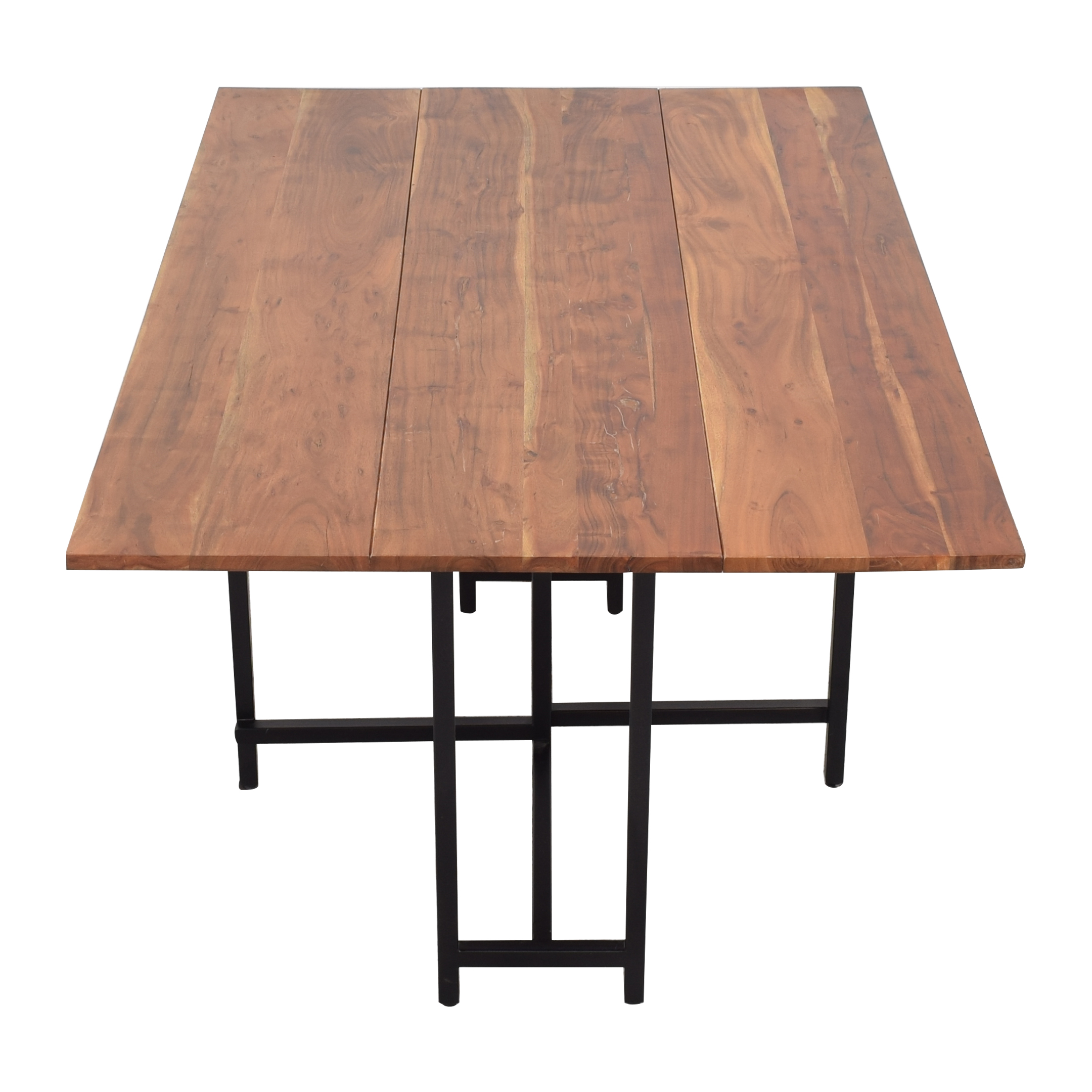 Crate & Barrel Crate & Barrel Origami Drop Leaf Rectangular Dining Table coupon