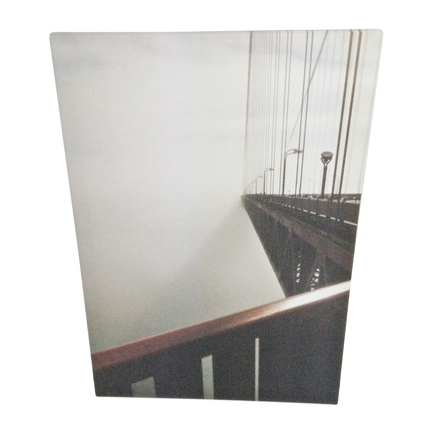 buy Canvas Print of Golden Gate Bridge