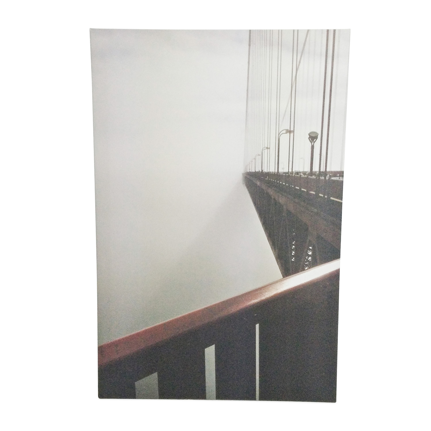 Canvas Print of Golden Gate Bridge coupon