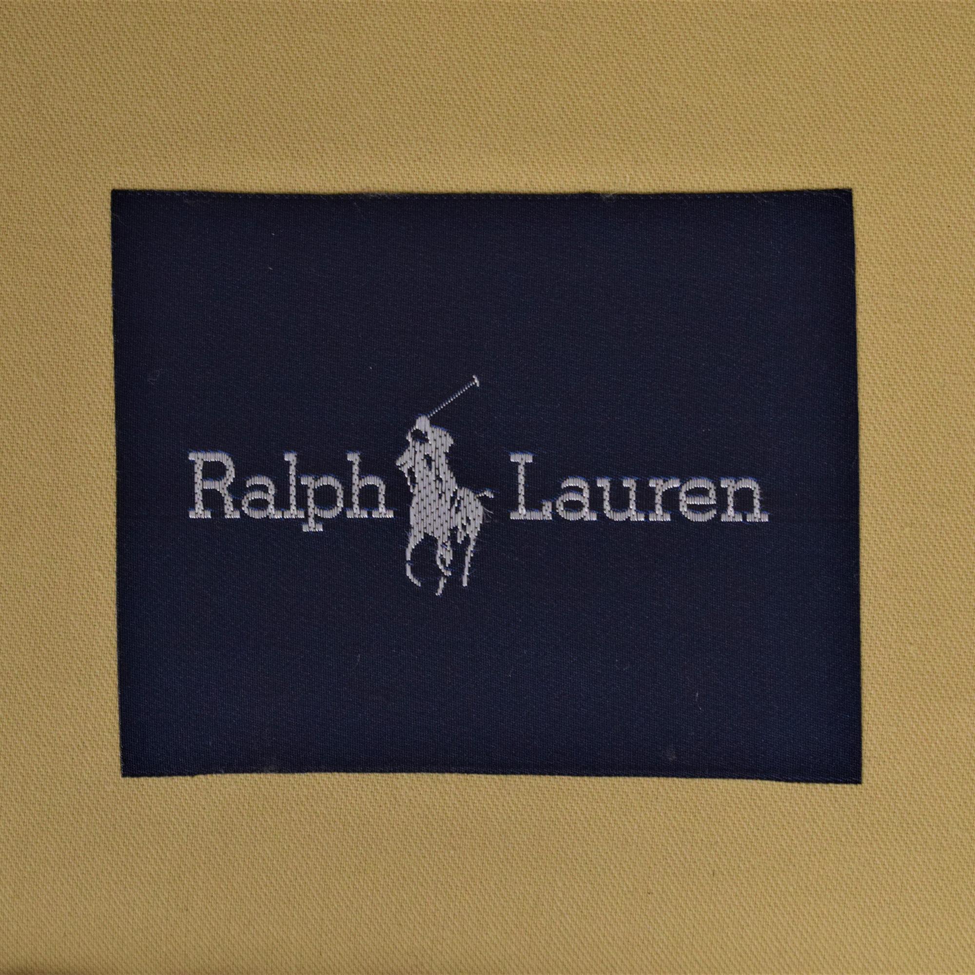 Ralph Lauren Home Ralph Lauren Home Accent Chair with Ottoman on sale