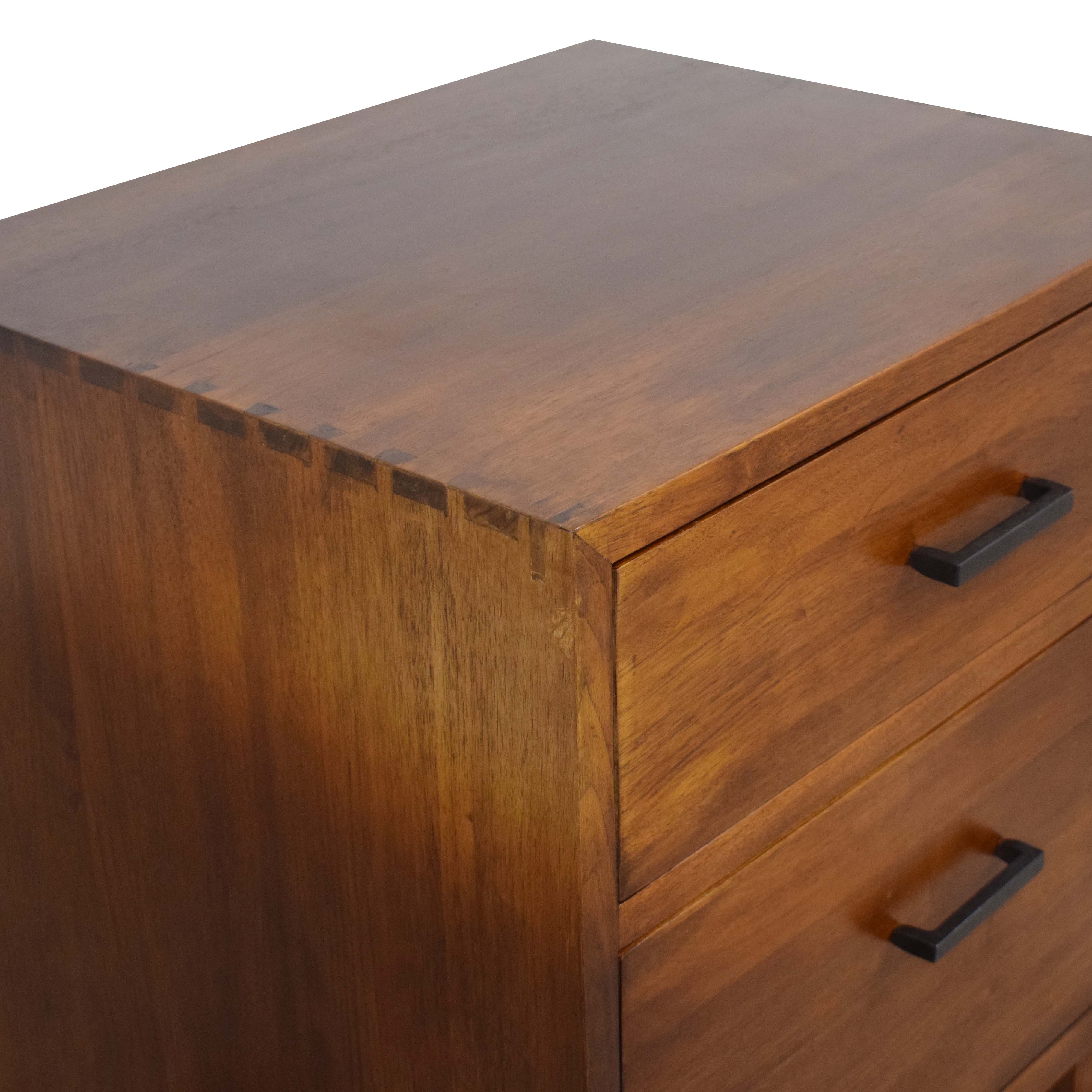 Pottery Barn Pottery Barn Two Drawer File Cabinet
