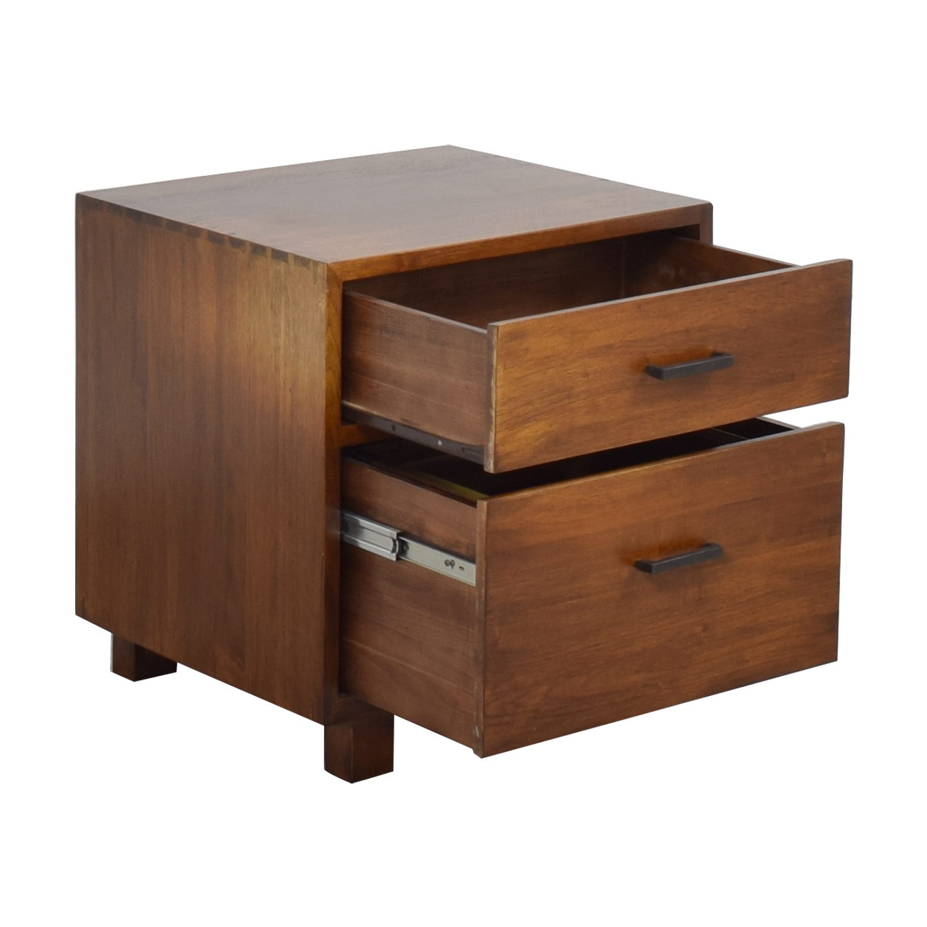 buy Pottery Barn Two Drawer File Cabinet Pottery Barn