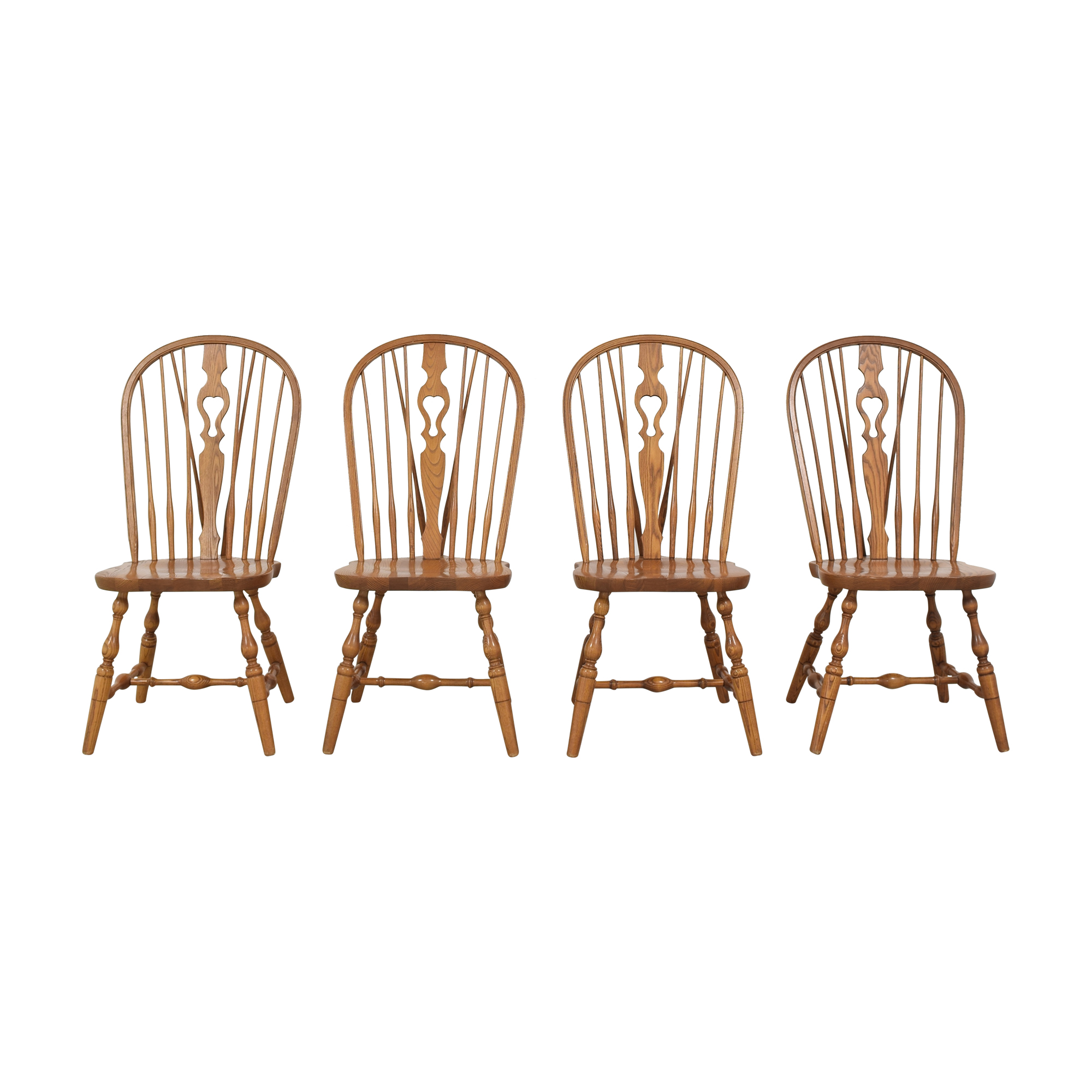 Classic Wooden Dining Chairs ct