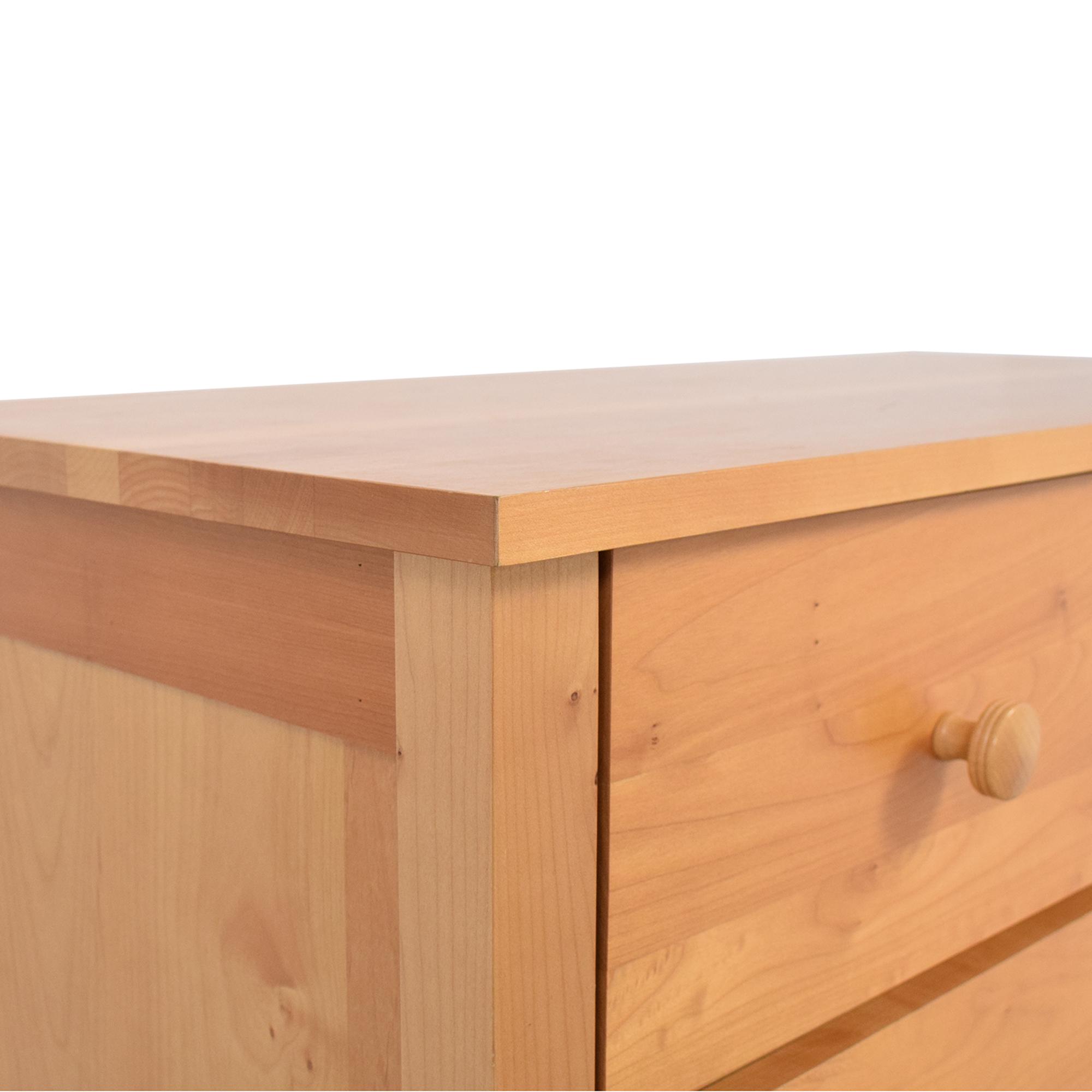 buy Land of Nod Land of Nod Simple Six Drawer Dresser online